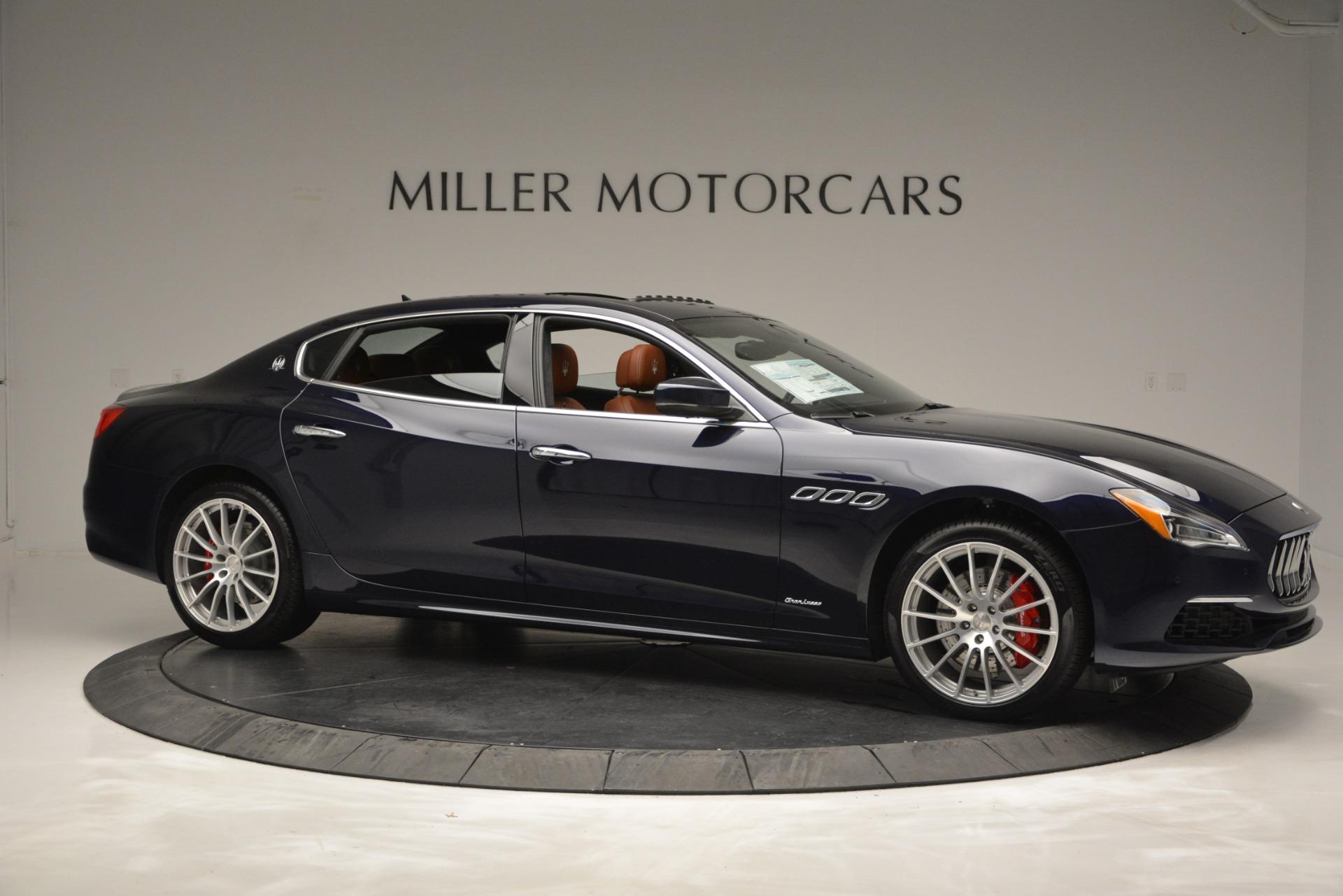 New 2019 Maserati Quattroporte S Q4 GranLusso For Sale In Westport, CT 2620_p10