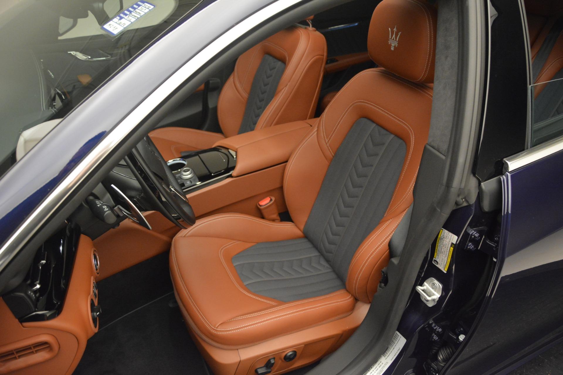 New 2019 Maserati Quattroporte S Q4 GranLusso For Sale In Westport, CT 2620_p13