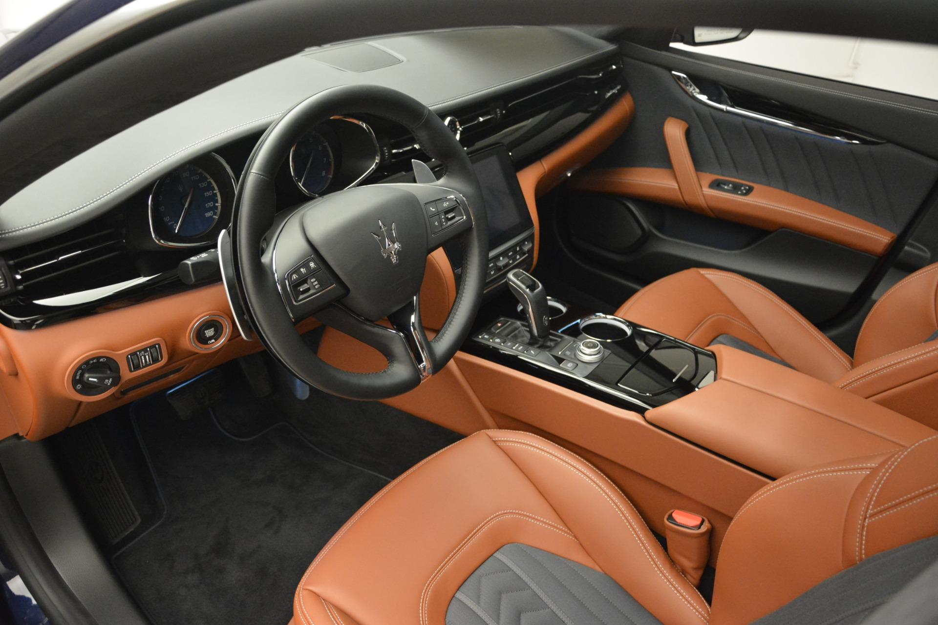New 2019 Maserati Quattroporte S Q4 GranLusso For Sale In Westport, CT 2620_p14