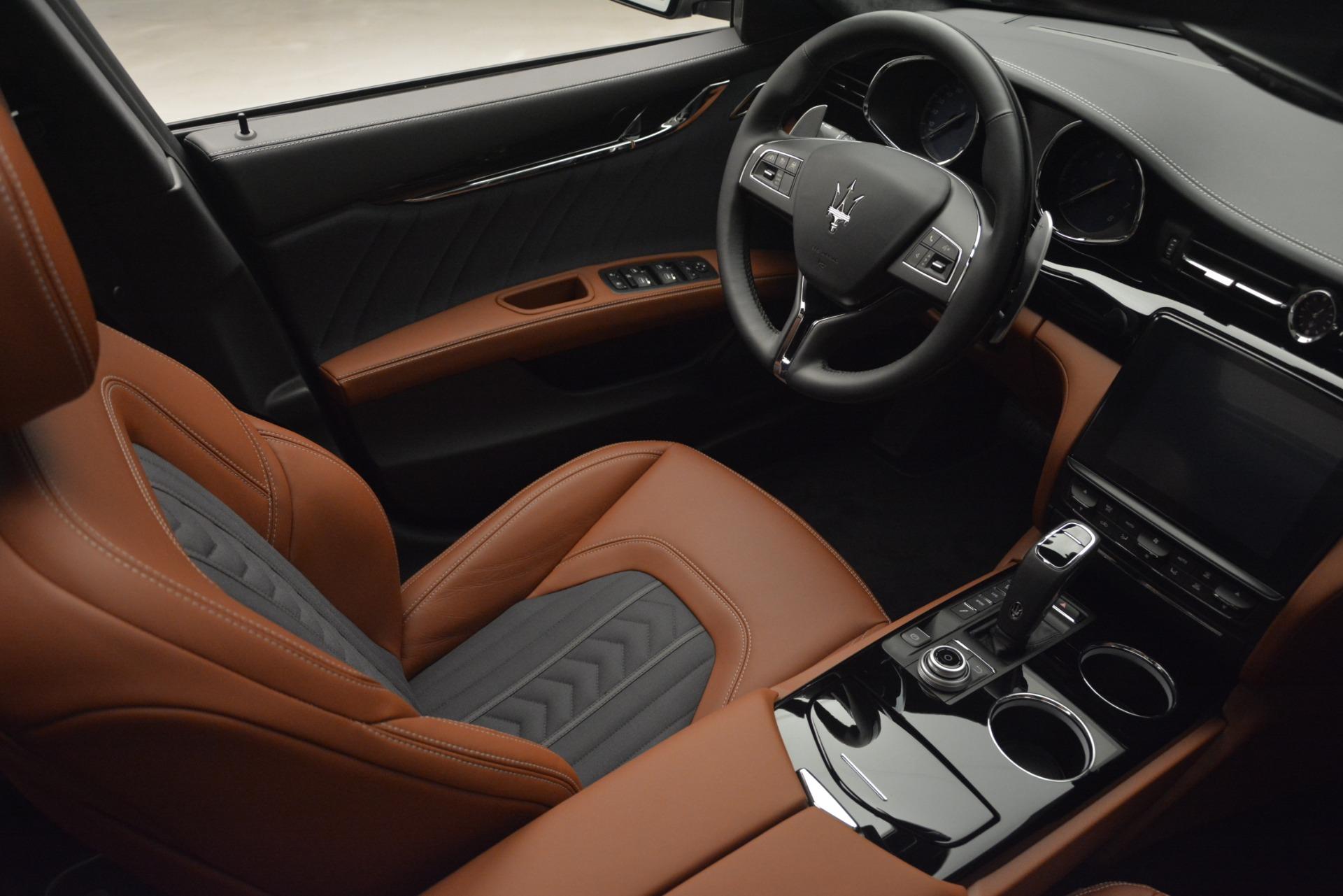 New 2019 Maserati Quattroporte S Q4 GranLusso For Sale In Westport, CT 2620_p19