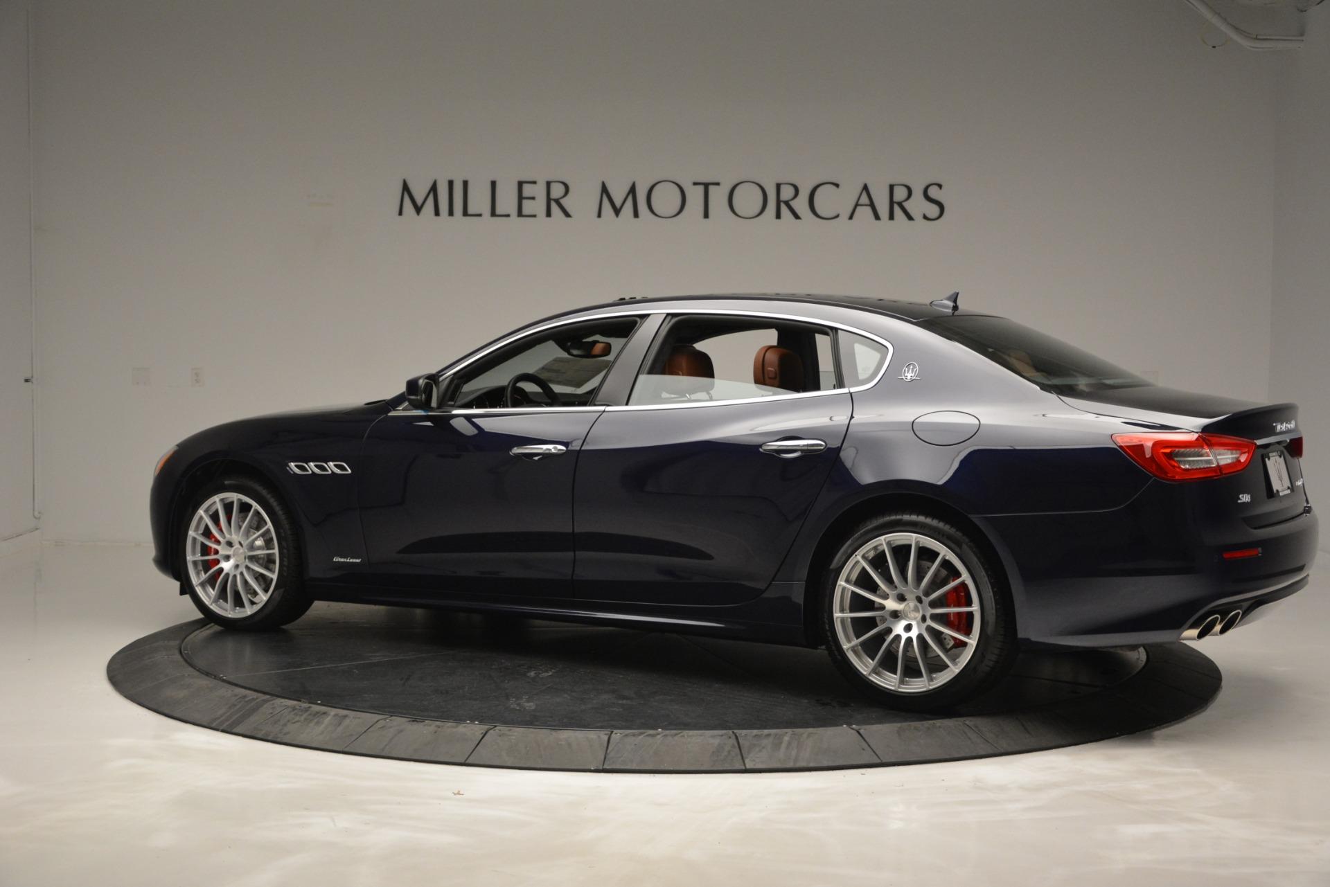 New 2019 Maserati Quattroporte S Q4 GranLusso For Sale In Westport, CT 2620_p4