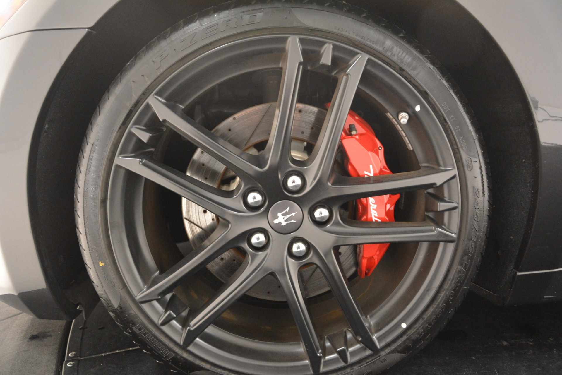New 2018 Maserati GranTurismo Sport For Sale In Westport, CT 2621_p23