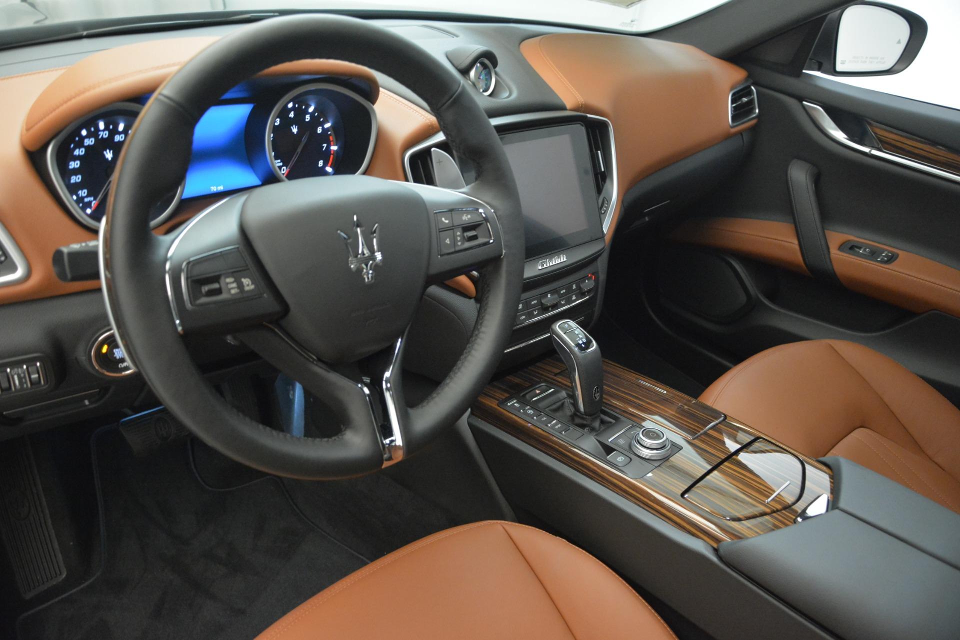 New 2019 Maserati Ghibli S Q4 For Sale In Westport, CT 2623_p12