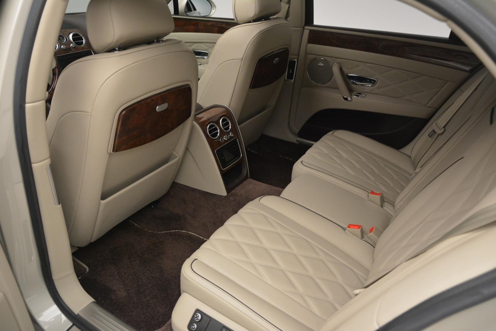 Used 2014 Bentley Flying Spur W12 For Sale In Westport, CT 2624_p24