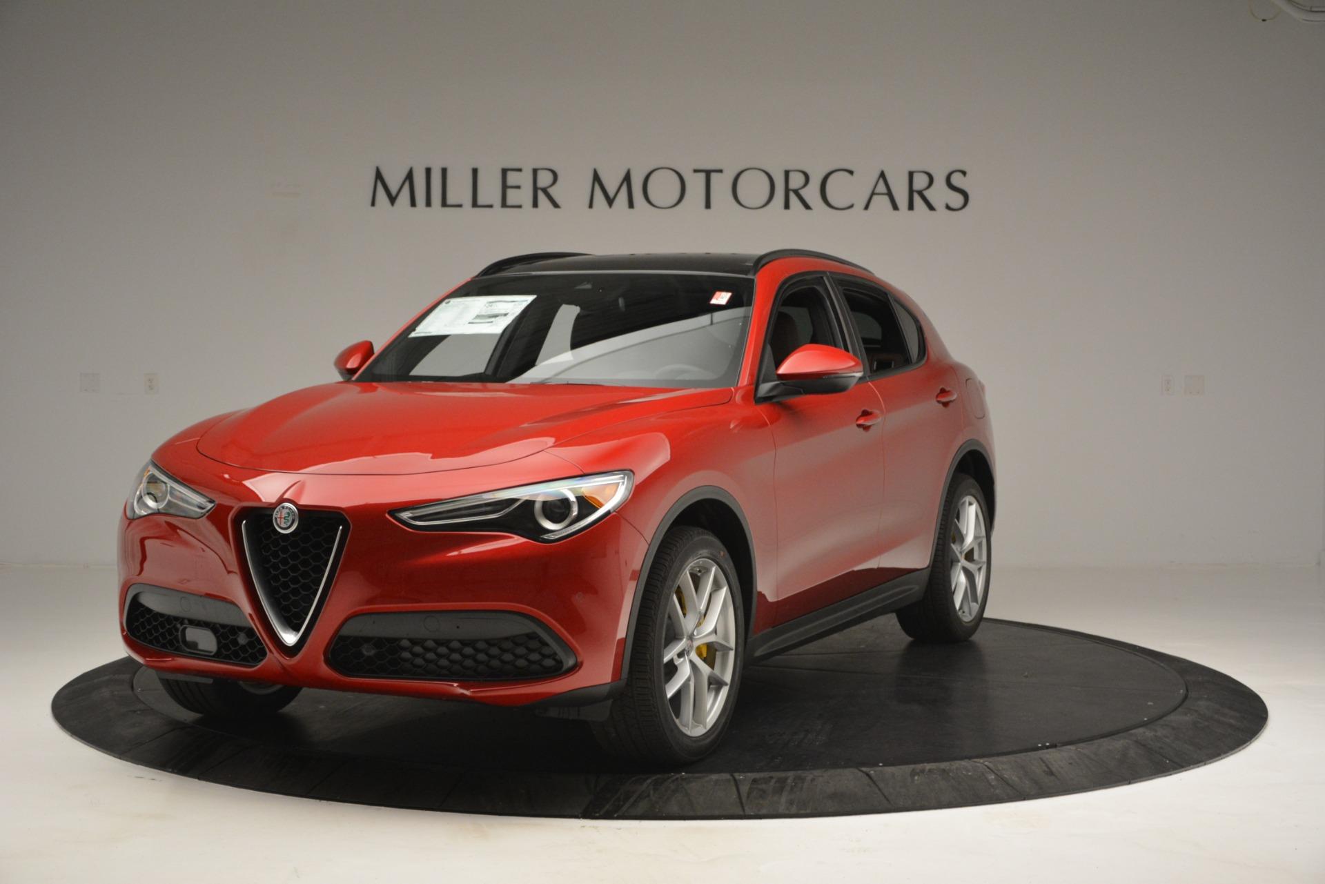 New 2018 Alfa Romeo Stelvio Ti Sport Q4 For Sale In Westport, CT 2628_main