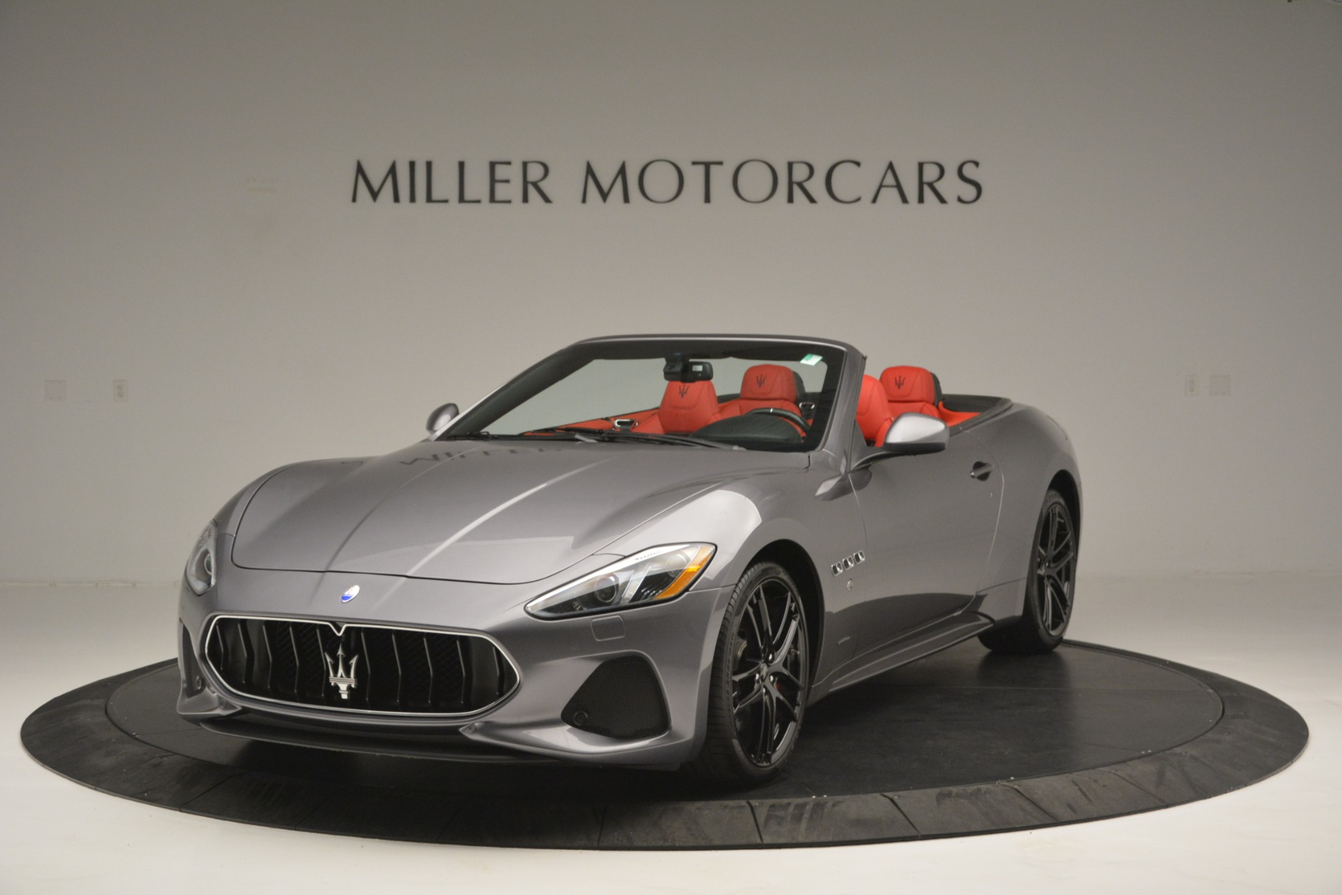 Used 2018 Maserati GranTurismo Sport For Sale In Westport, CT