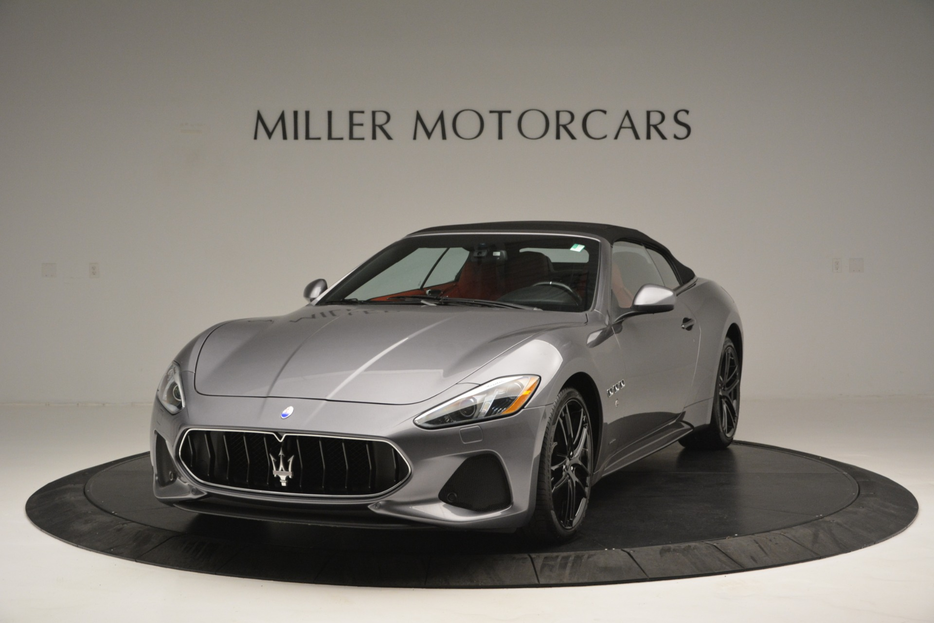 Used 2018 Maserati GranTurismo Sport For Sale In Westport, CT 2637_p10