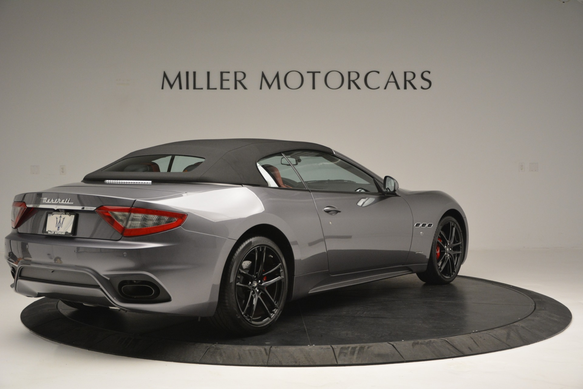 Used 2018 Maserati GranTurismo Sport For Sale In Westport, CT 2637_p17