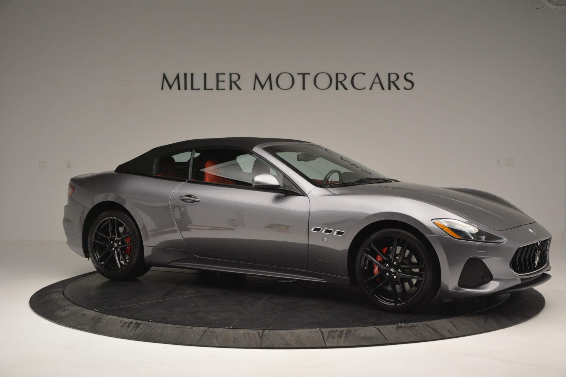 Used 2018 Maserati GranTurismo Sport For Sale In Westport, CT 2637_p19