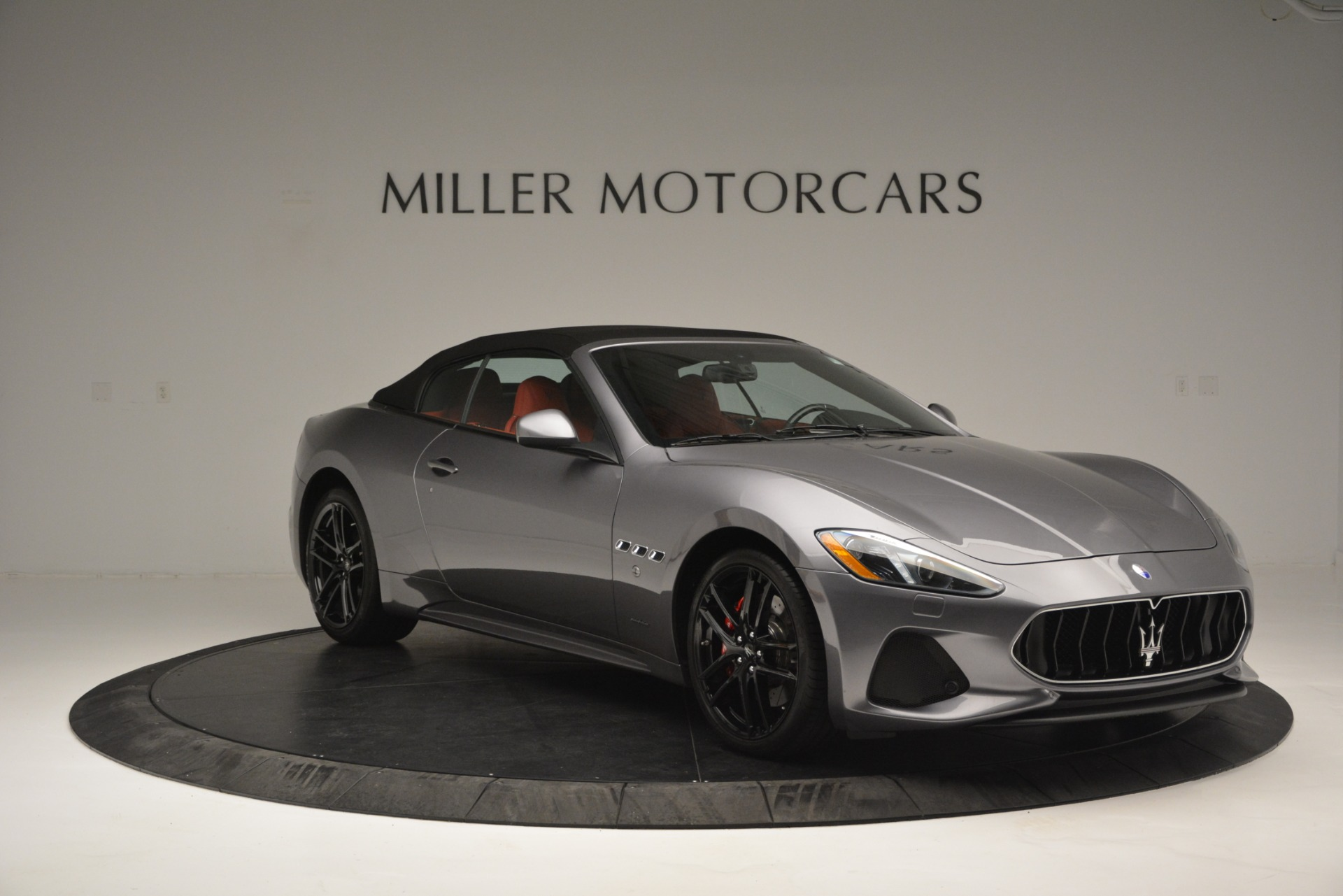 Used 2018 Maserati GranTurismo Sport For Sale In Westport, CT 2637_p20