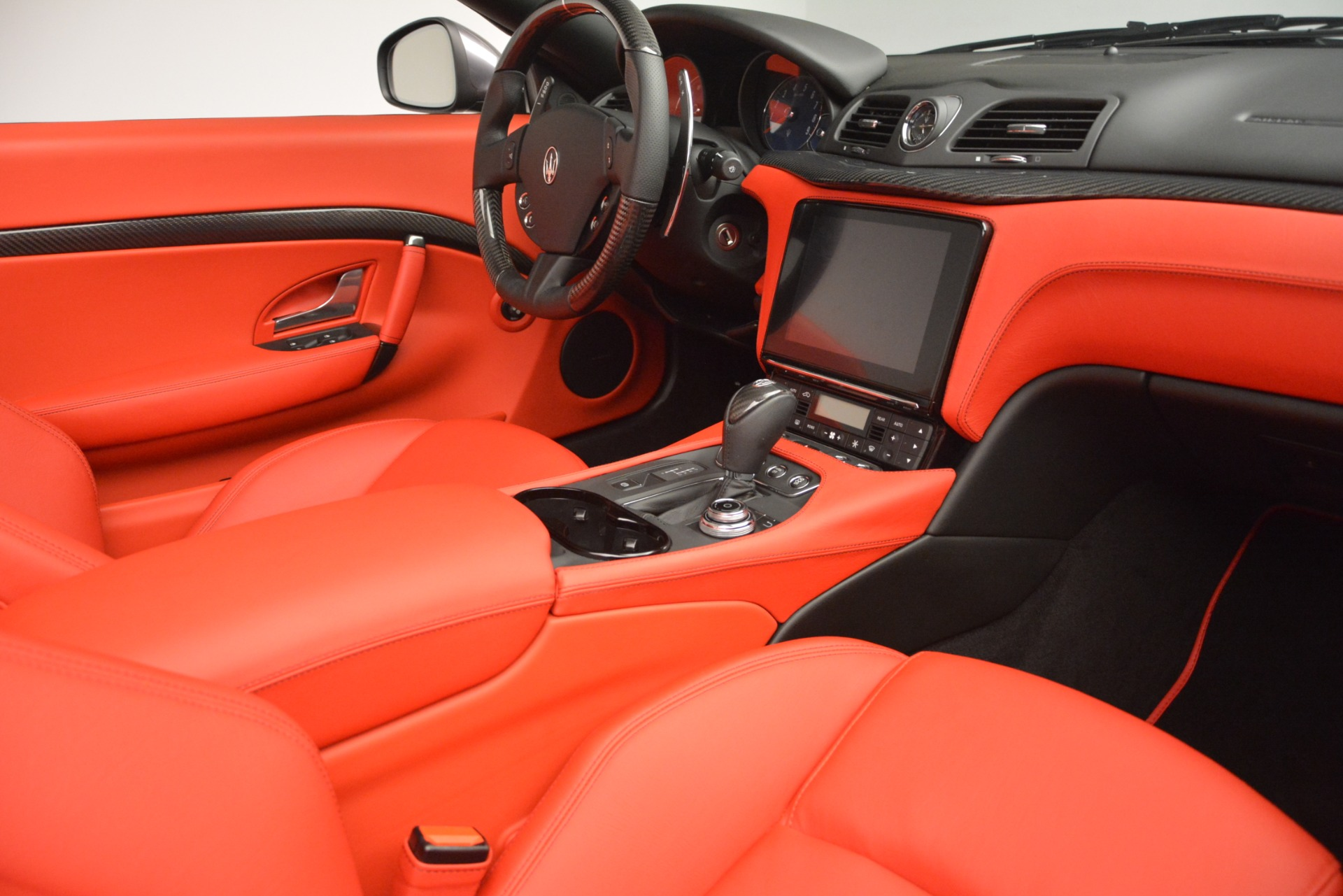 Used 2018 Maserati GranTurismo Sport For Sale In Westport, CT 2637_p28