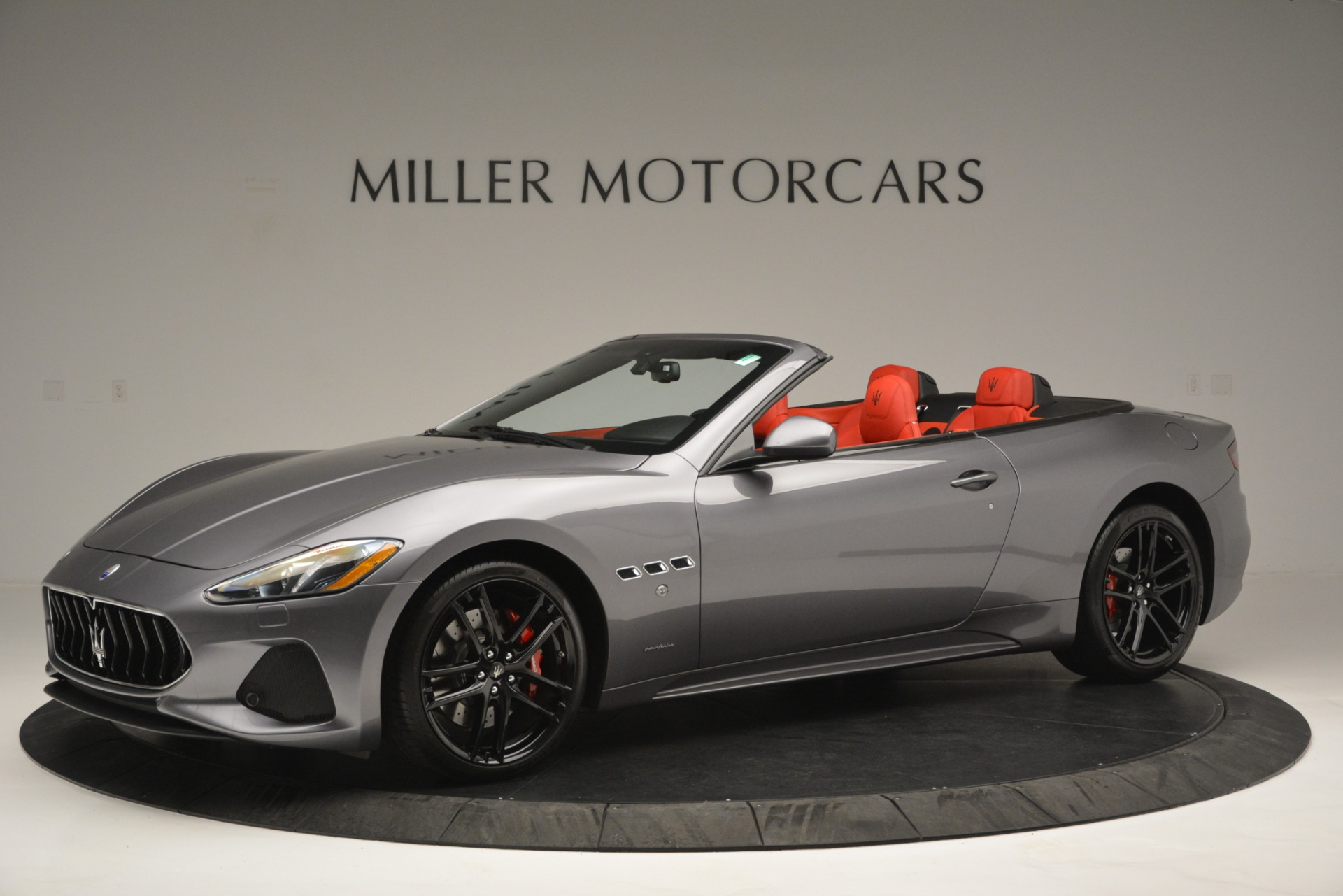Used 2018 Maserati GranTurismo Sport For Sale In Westport, CT 2637_p2