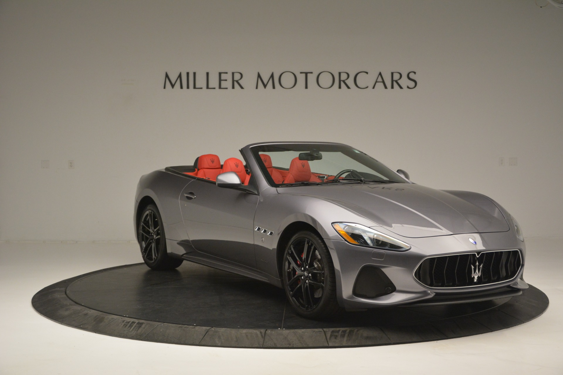 Used 2018 Maserati GranTurismo Sport For Sale In Westport, CT 2637_p9