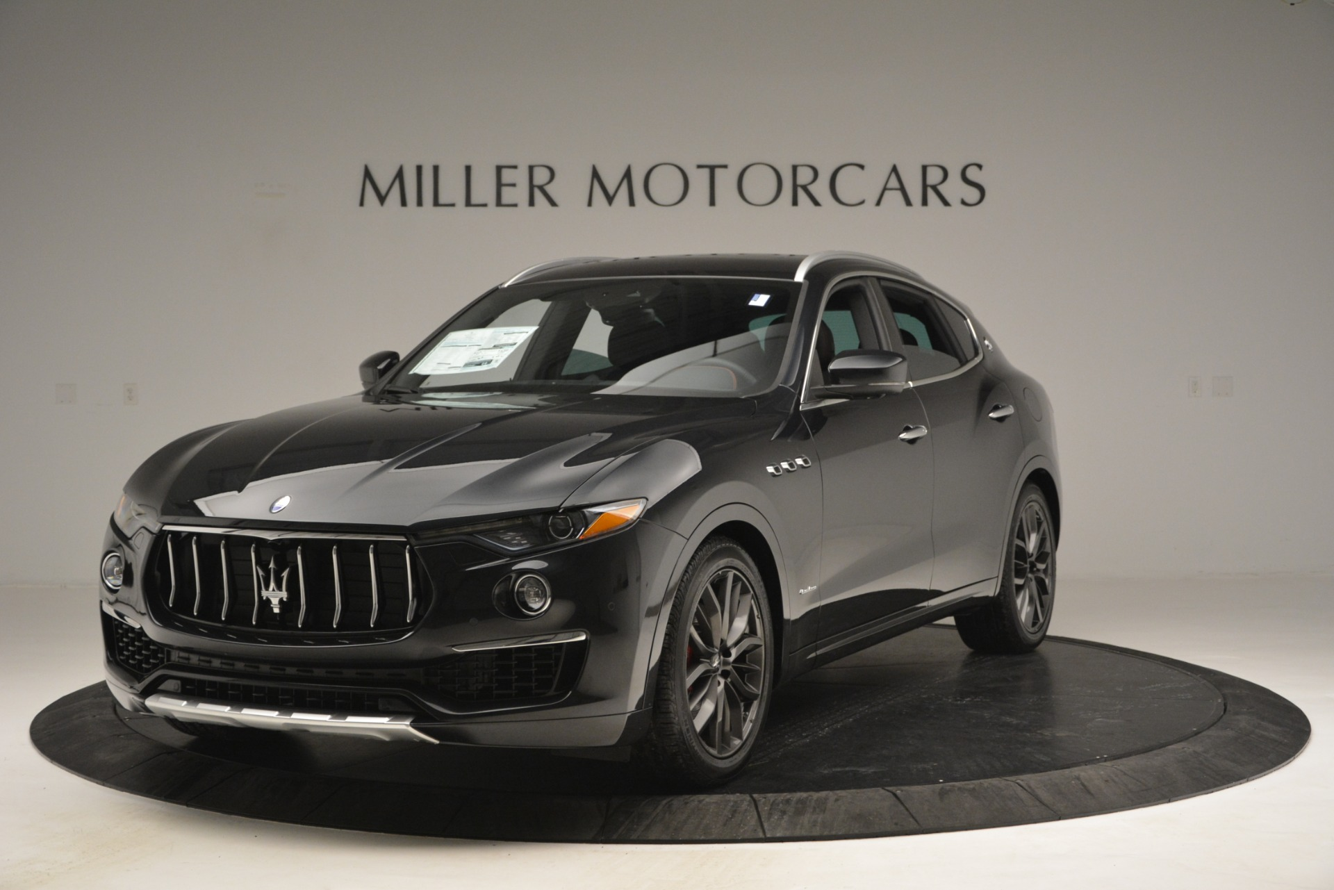 New 2019 Maserati Levante Q4 GranLusso For Sale In Westport, CT 2638_main