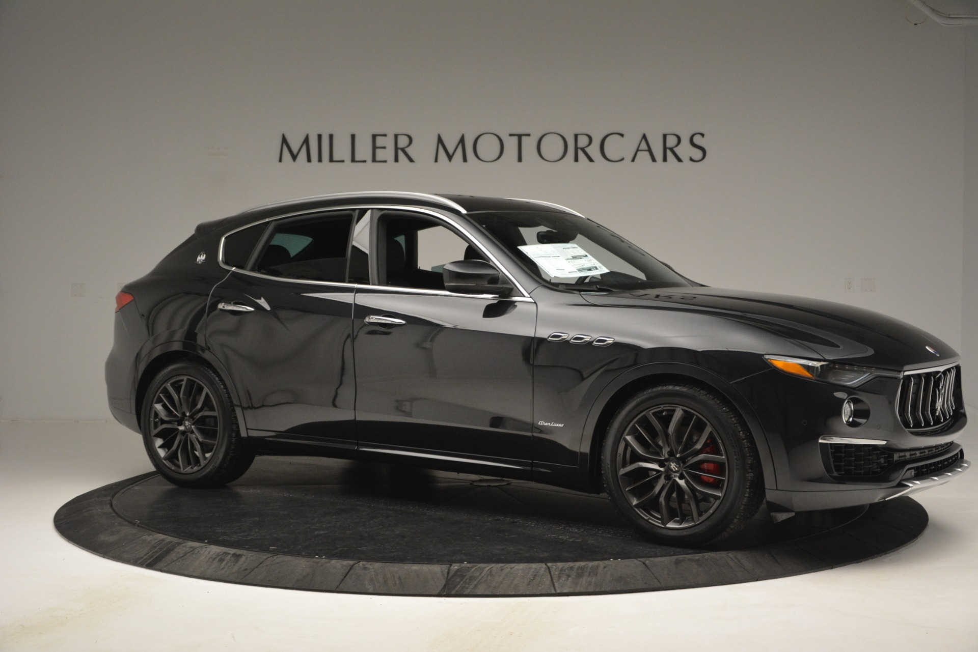 New 2019 Maserati Levante Q4 GranLusso For Sale In Westport, CT 2638_p11