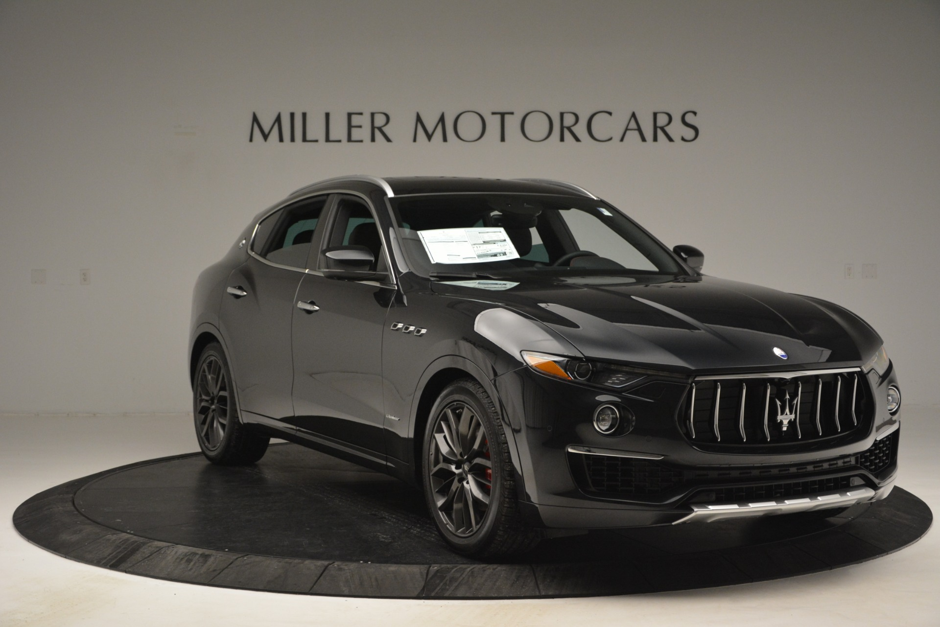 New 2019 Maserati Levante Q4 GranLusso For Sale In Westport, CT 2638_p12
