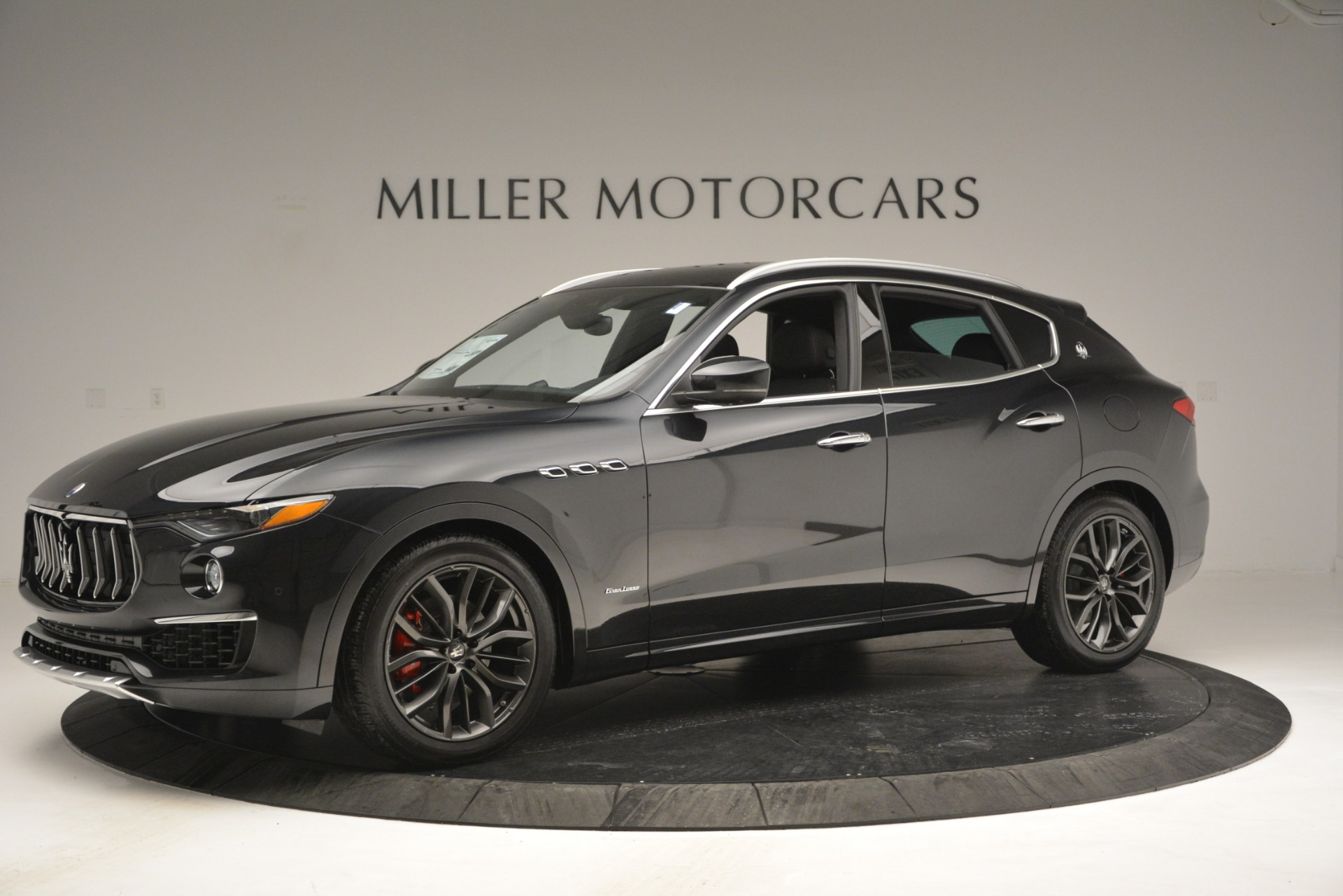 New 2019 Maserati Levante Q4 GranLusso For Sale In Westport, CT 2638_p2