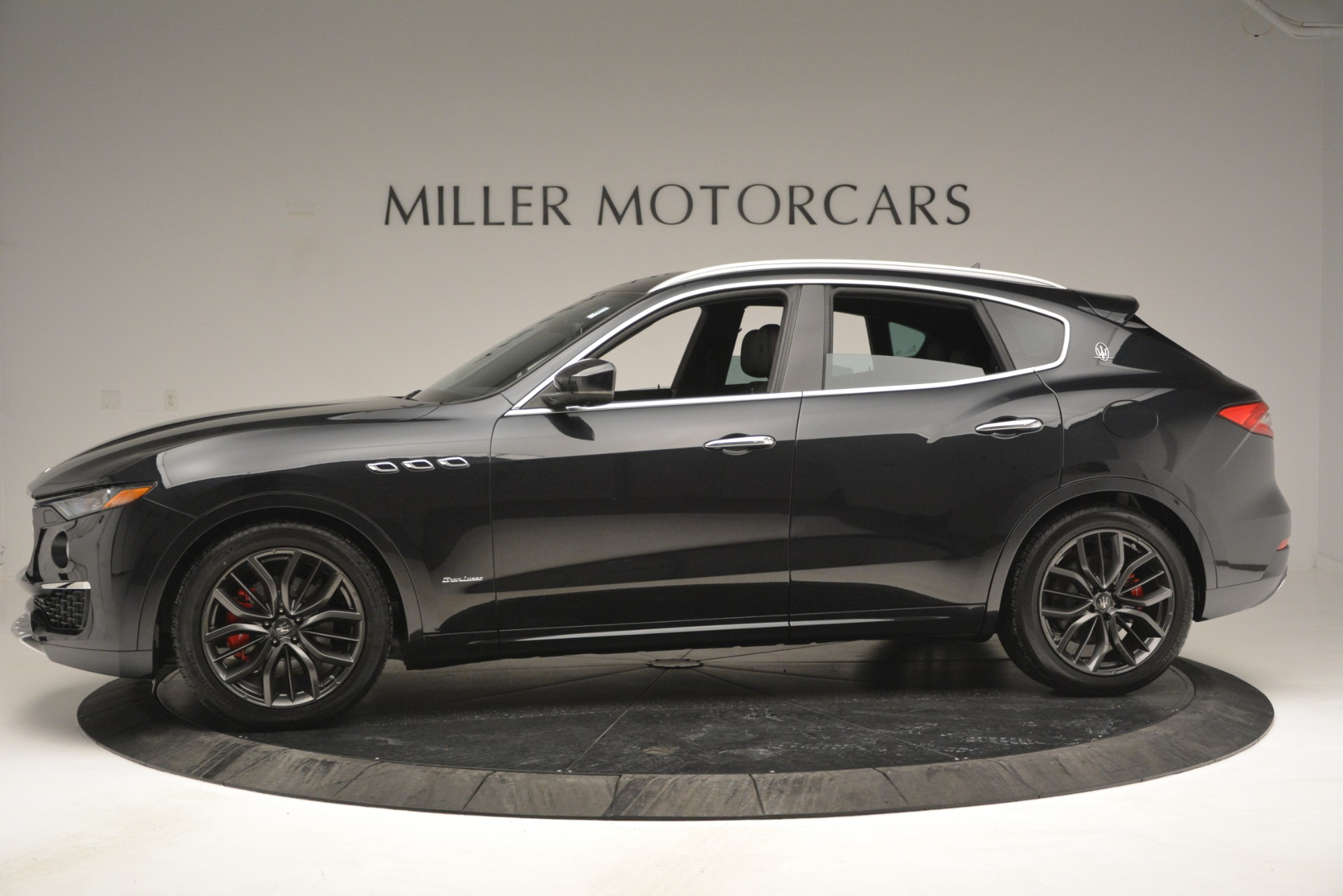 New 2019 Maserati Levante Q4 GranLusso For Sale In Westport, CT 2638_p3