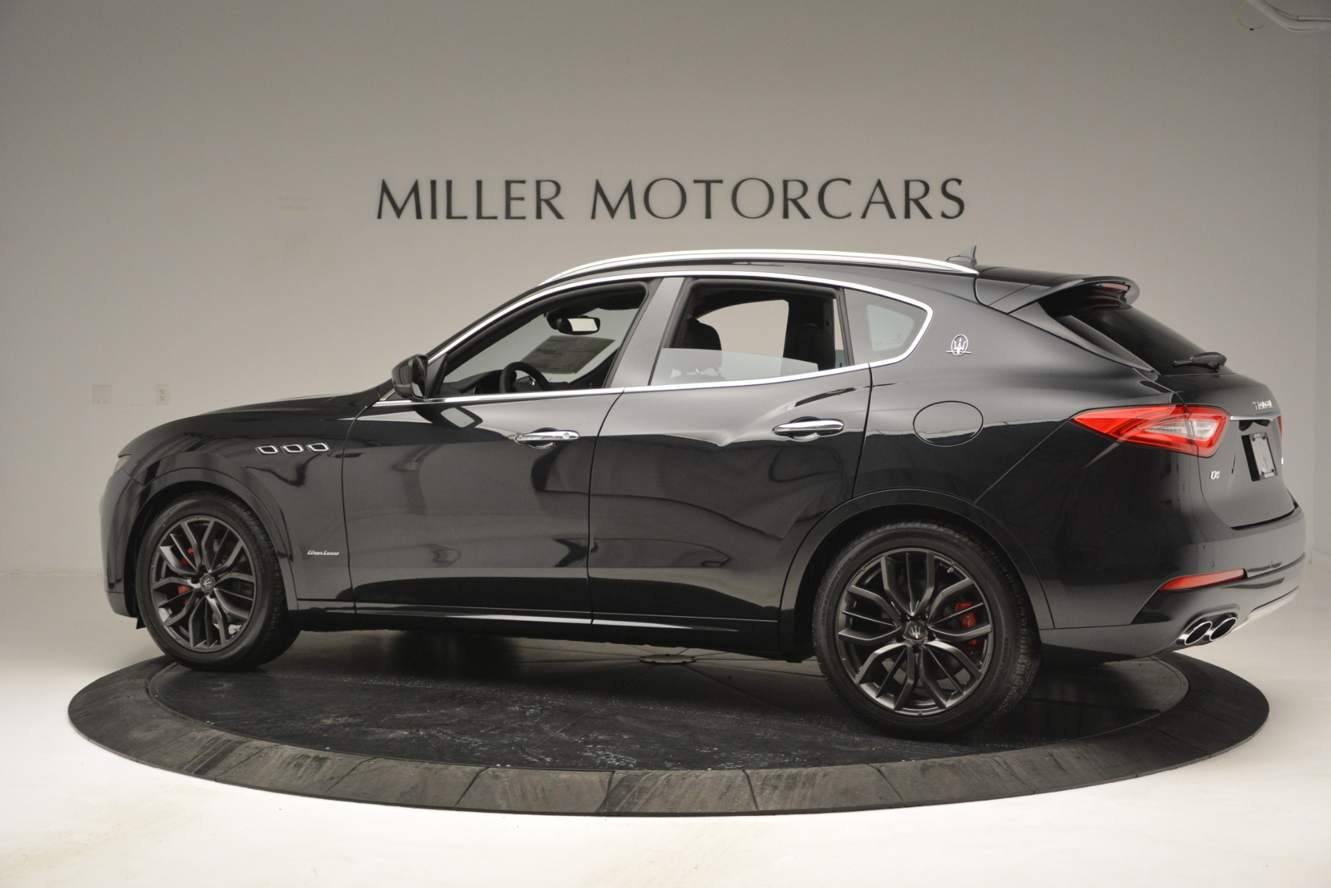New 2019 Maserati Levante Q4 GranLusso For Sale In Westport, CT 2638_p5