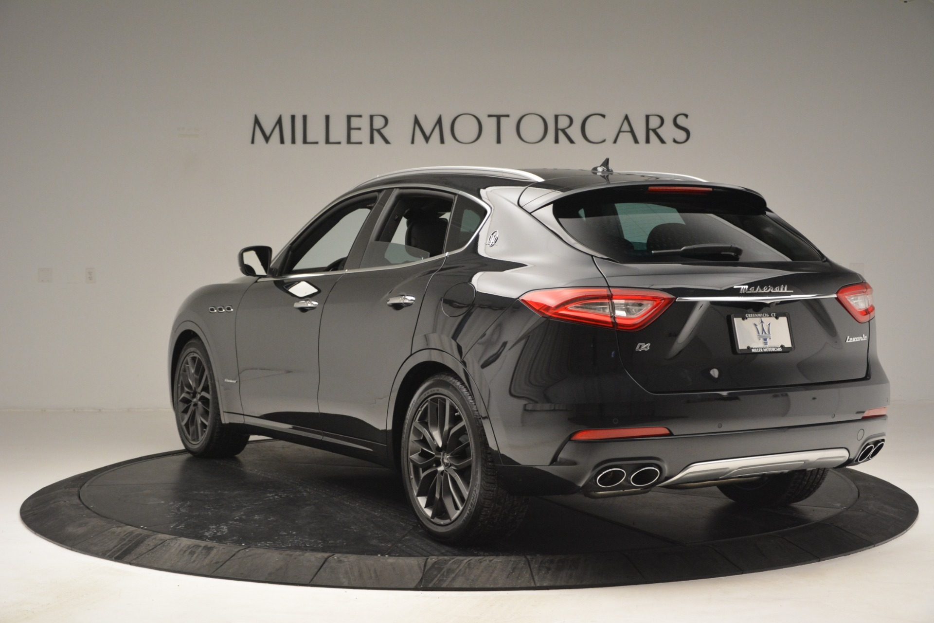 New 2019 Maserati Levante Q4 GranLusso For Sale In Westport, CT 2638_p6