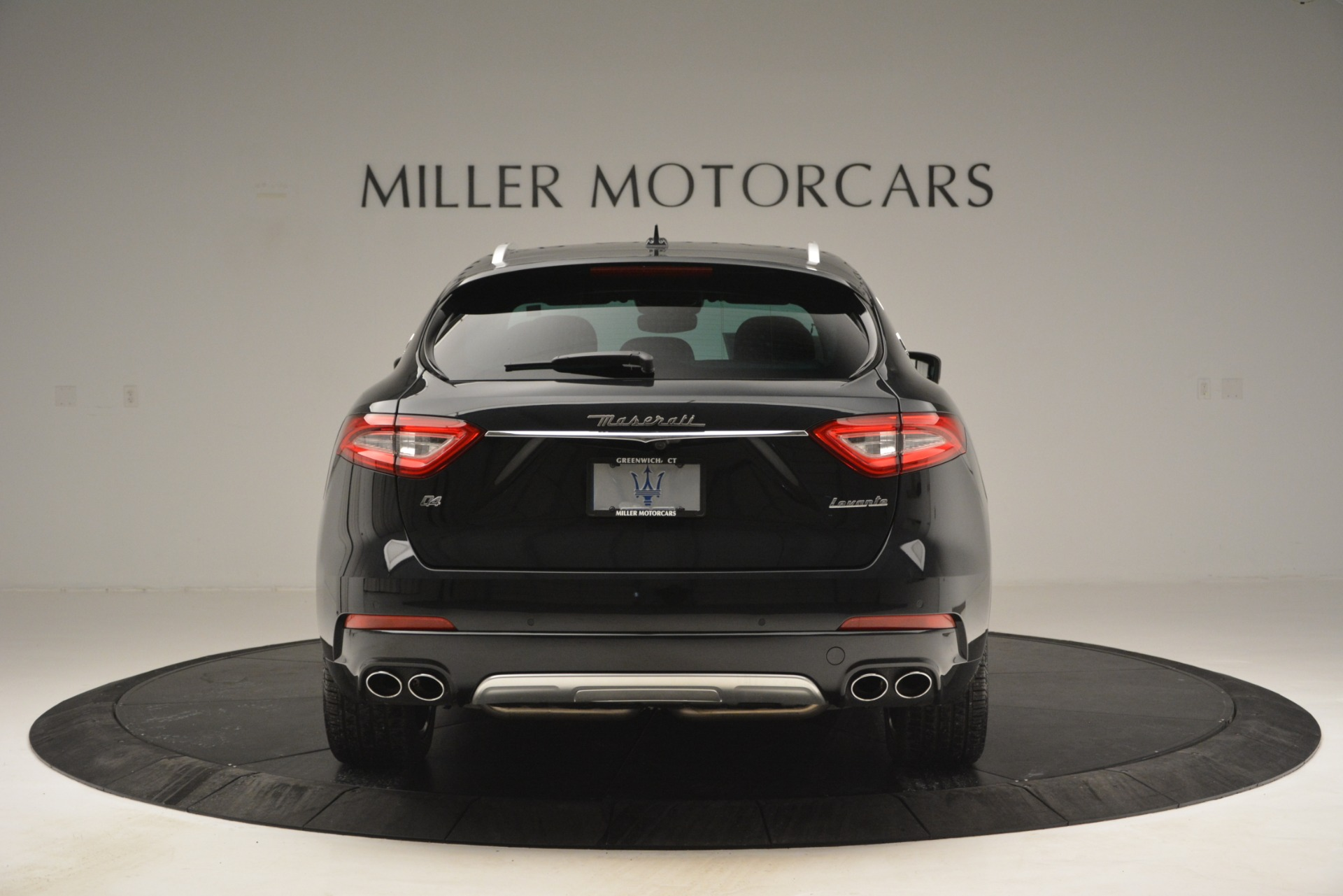 New 2019 Maserati Levante Q4 GranLusso For Sale In Westport, CT 2638_p7