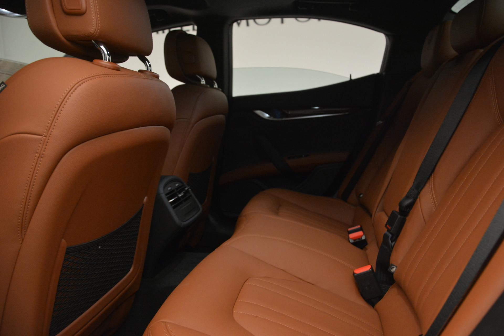 New 2019 Maserati Ghibli S Q4 For Sale In Westport, CT 2639_p17