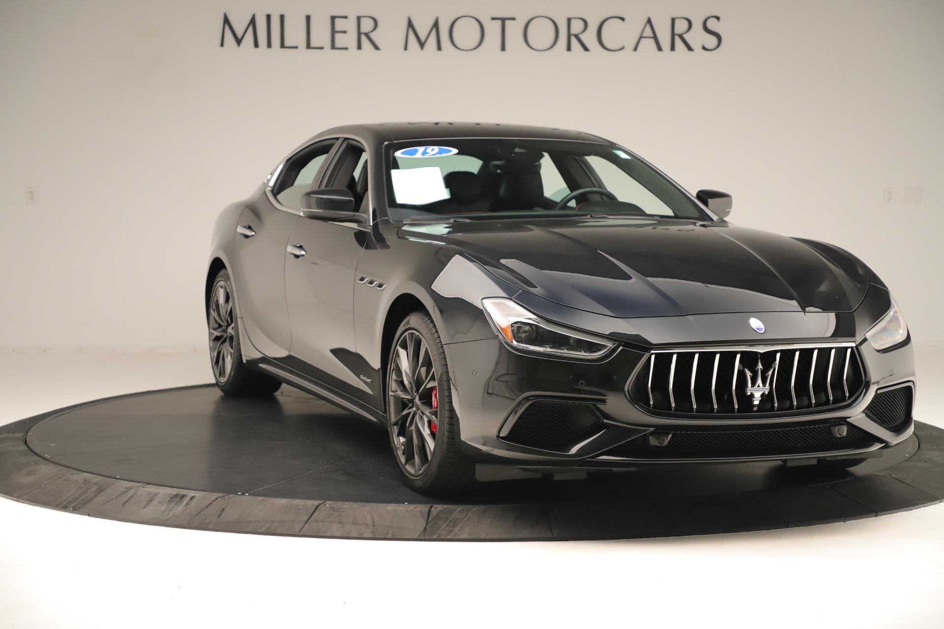 New 2019 Maserati Ghibli S Q4 GranSport For Sale In Westport, CT 2640_p11