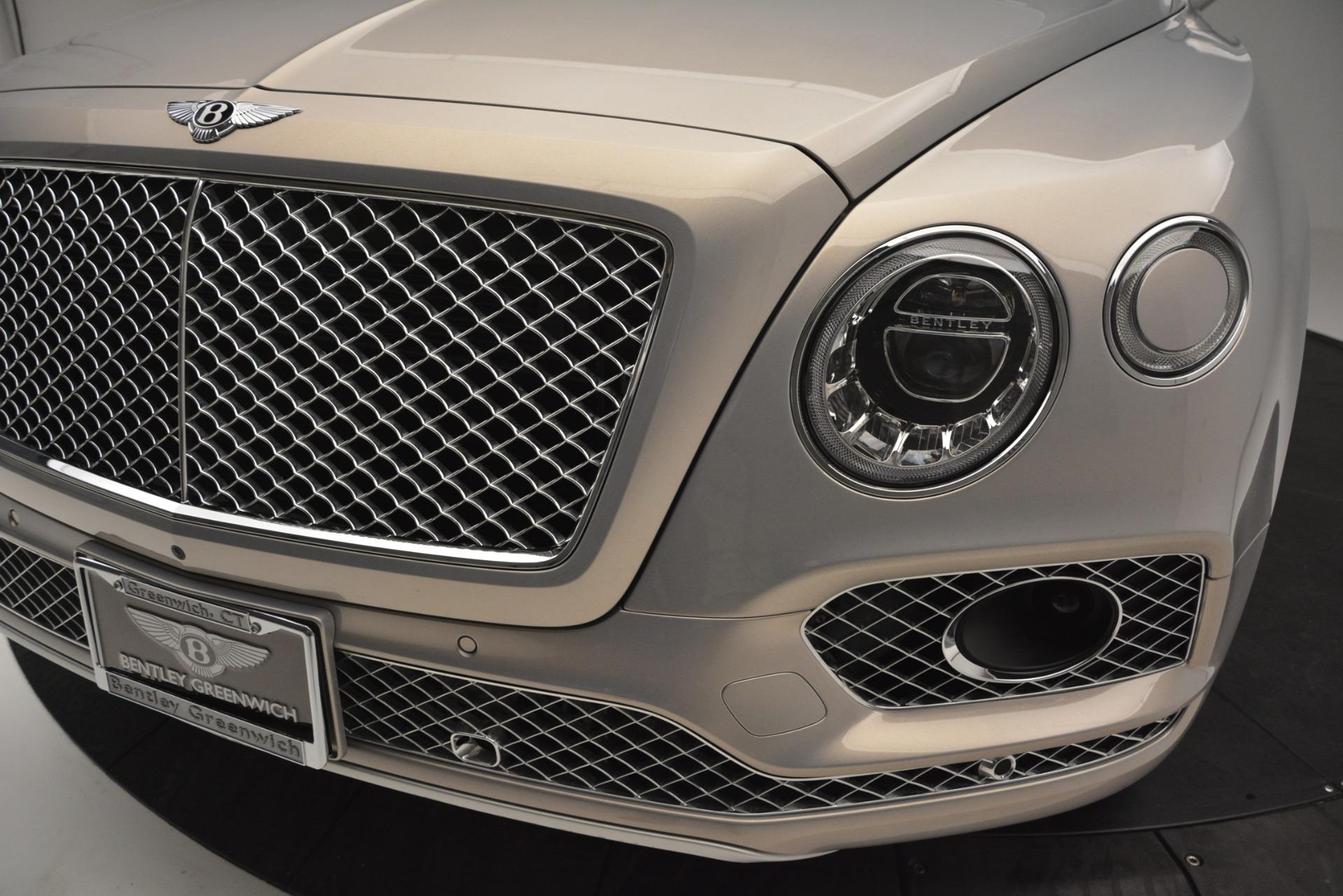 Used 2017 Bentley Bentayga W12 For Sale In Westport, CT 2641_p14