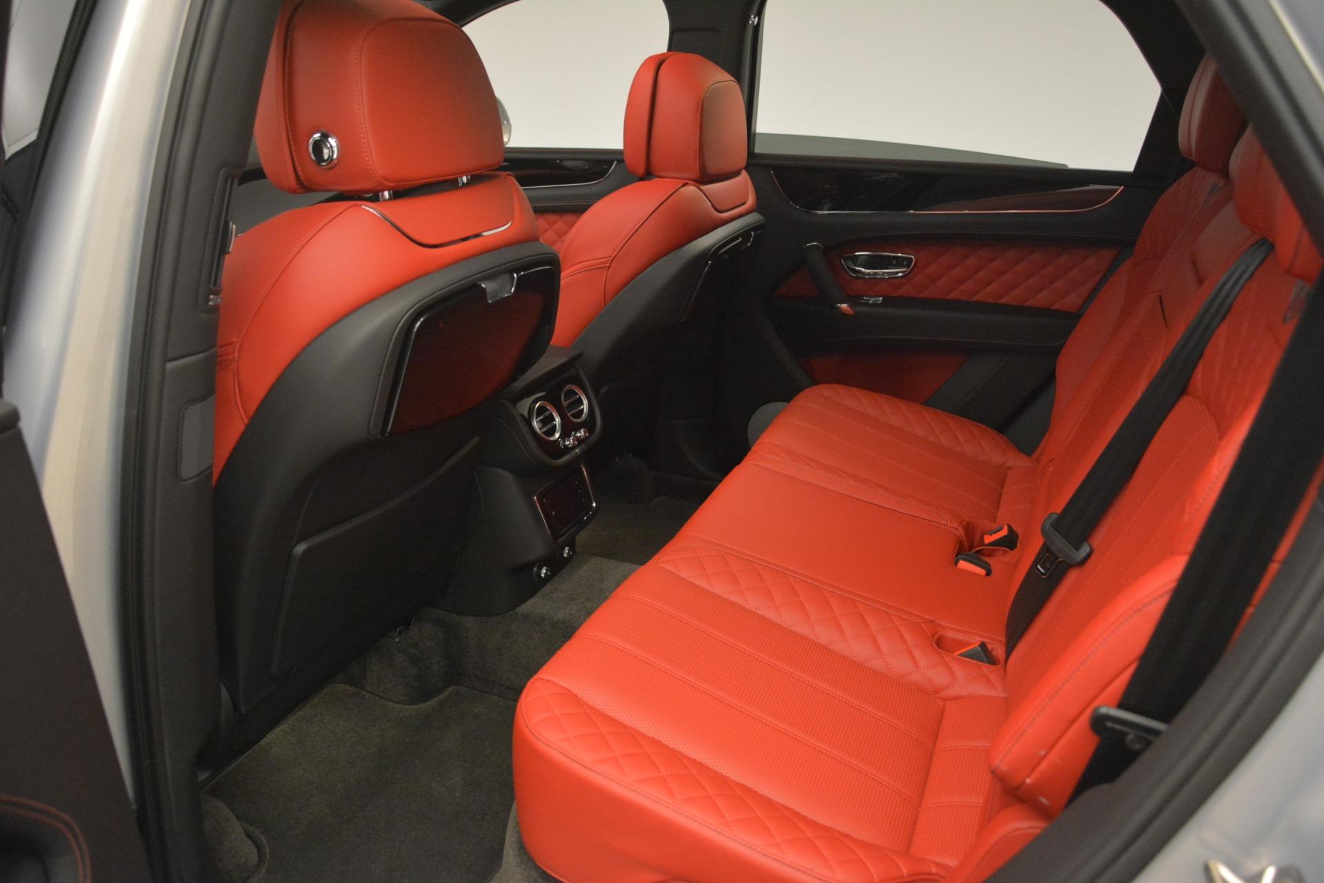 Used 2017 Bentley Bentayga W12 For Sale In Westport, CT 2641_p20