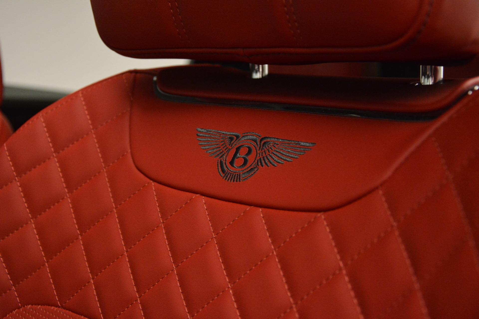 Used 2017 Bentley Bentayga W12 For Sale In Westport, CT 2641_p22