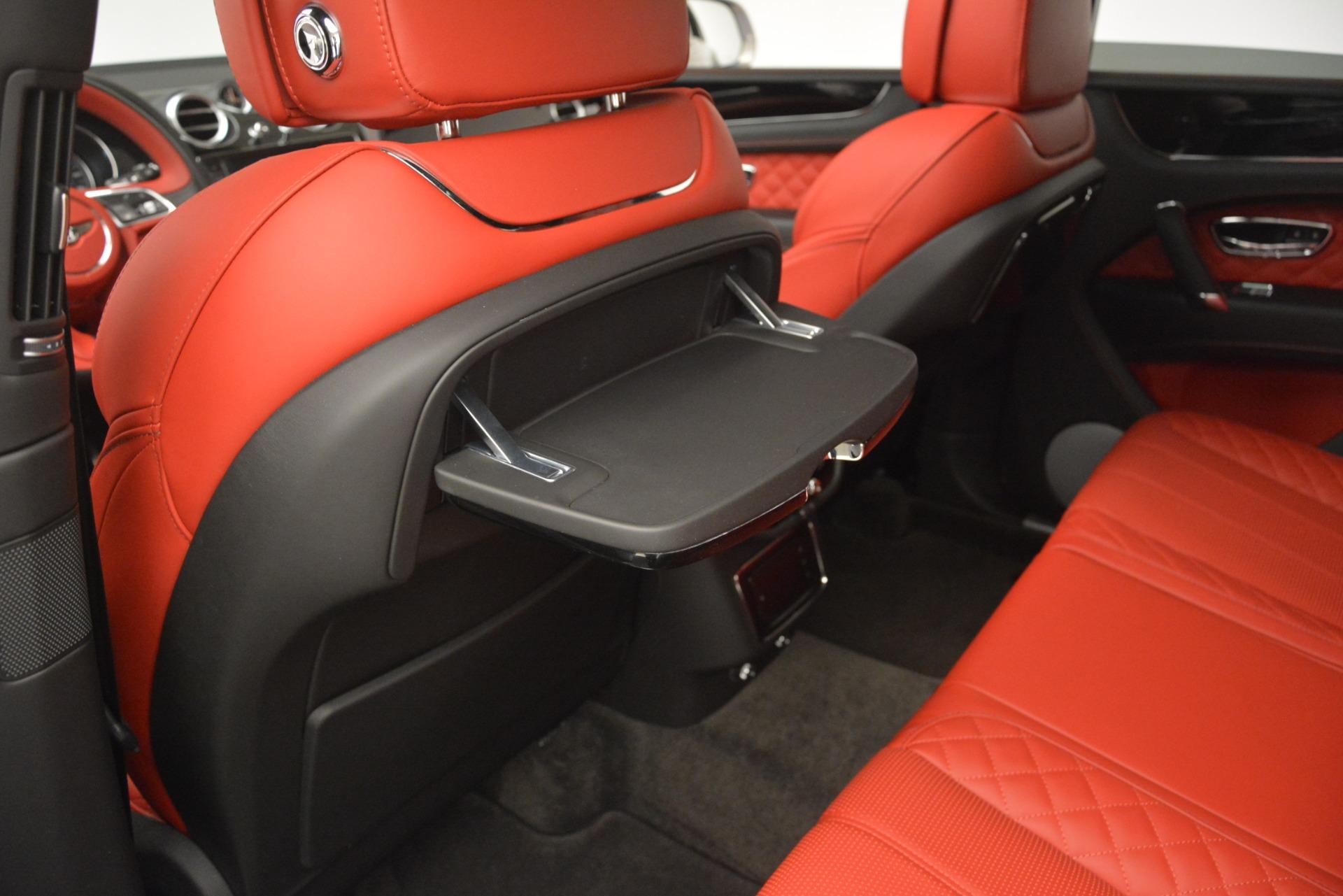 Used 2017 Bentley Bentayga W12 For Sale In Westport, CT 2641_p23
