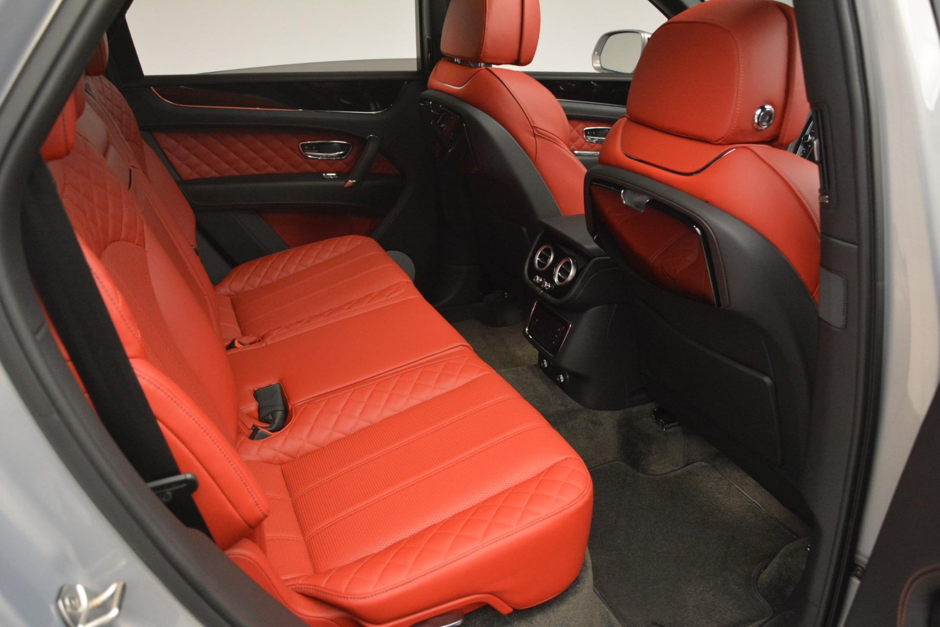 Used 2017 Bentley Bentayga W12 For Sale In Westport, CT 2641_p24