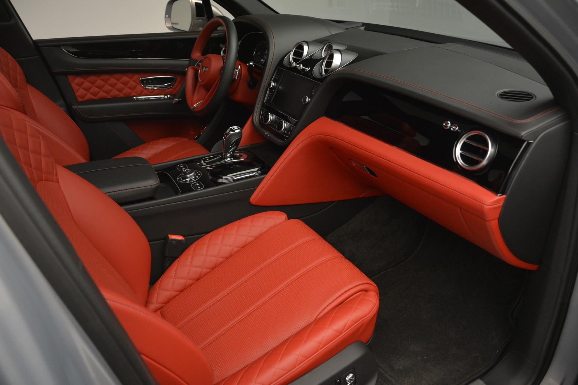 Used 2017 Bentley Bentayga W12 For Sale In Westport, CT 2641_p26