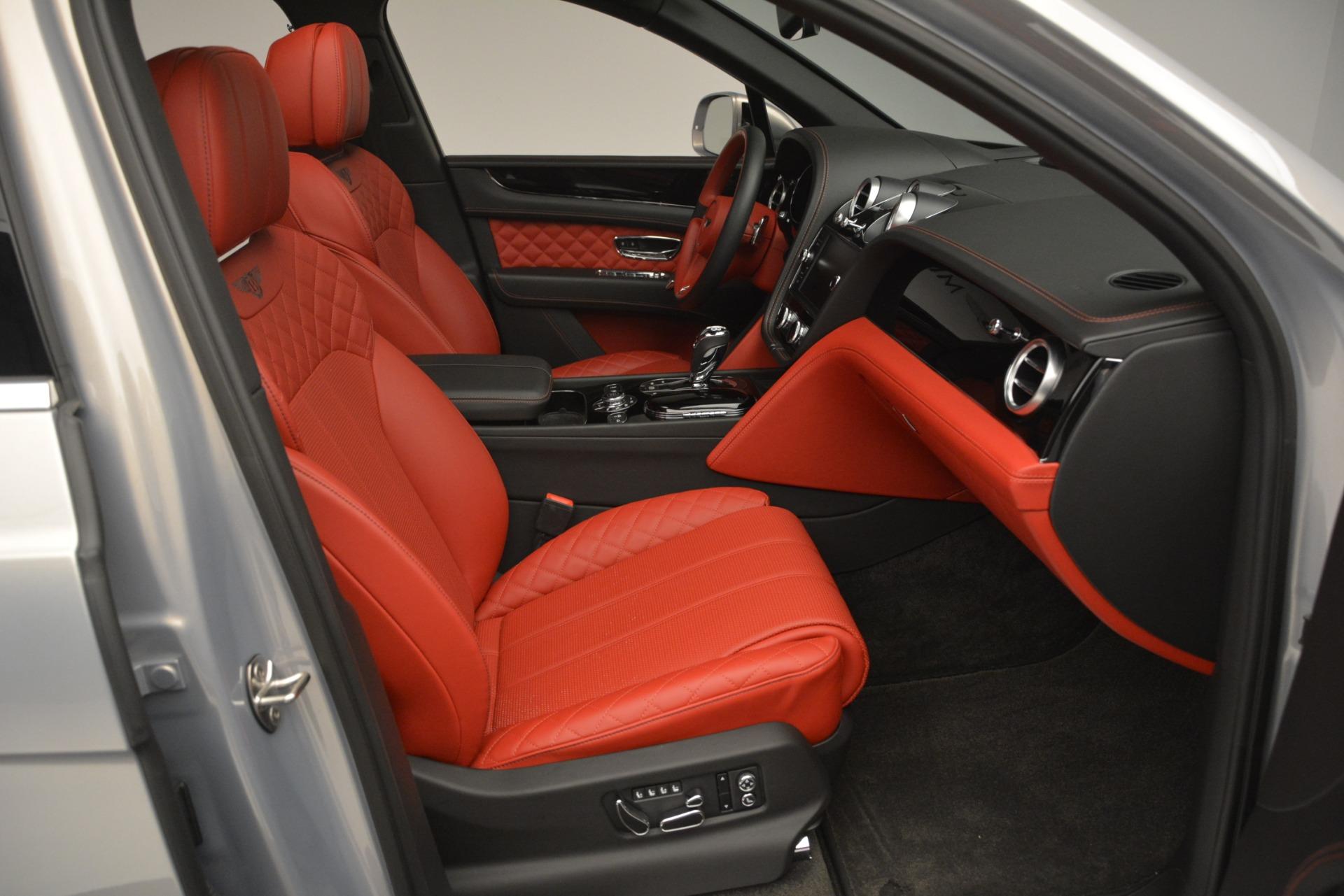 Used 2017 Bentley Bentayga W12 For Sale In Westport, CT 2641_p27