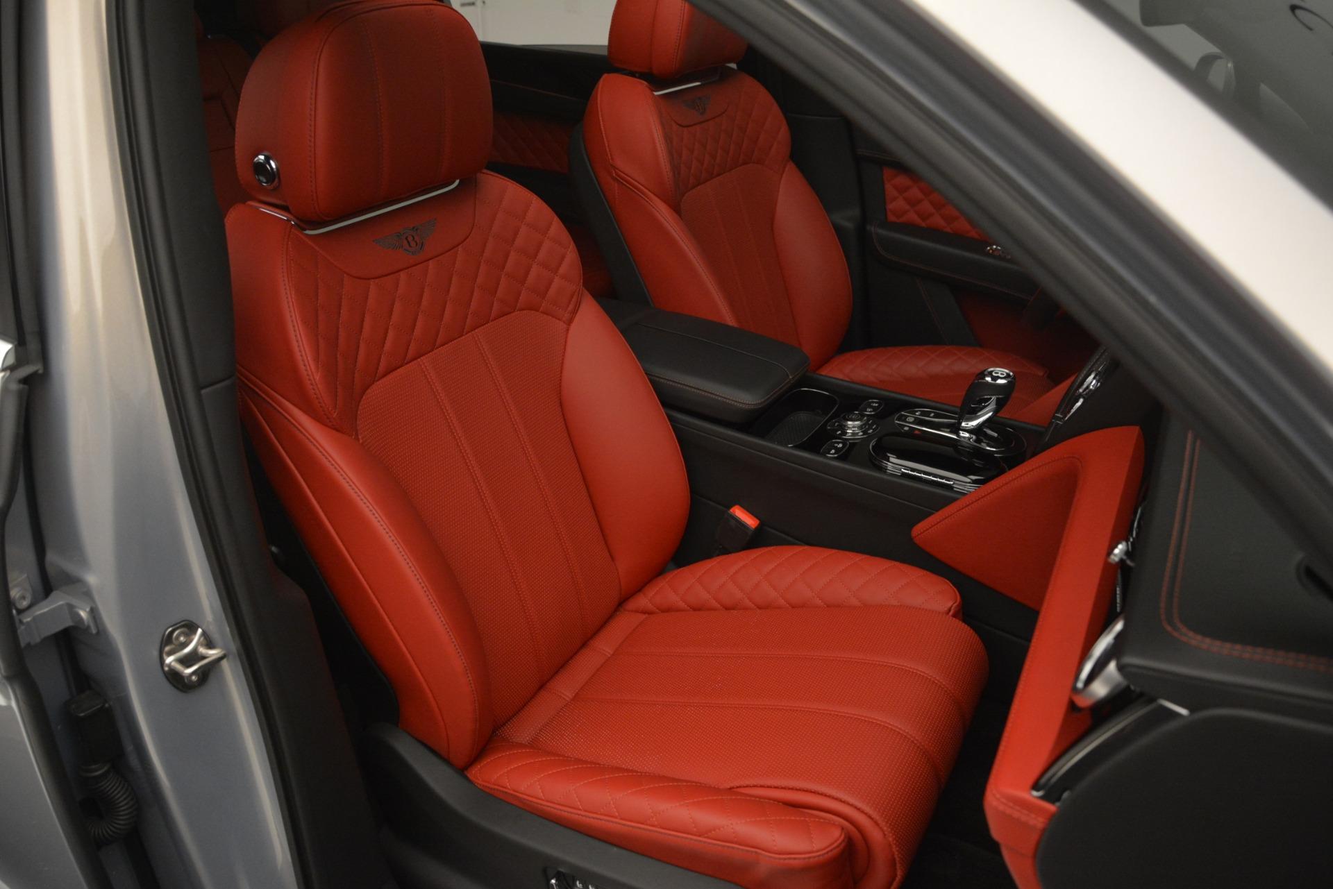 Used 2017 Bentley Bentayga W12 For Sale In Westport, CT 2641_p28