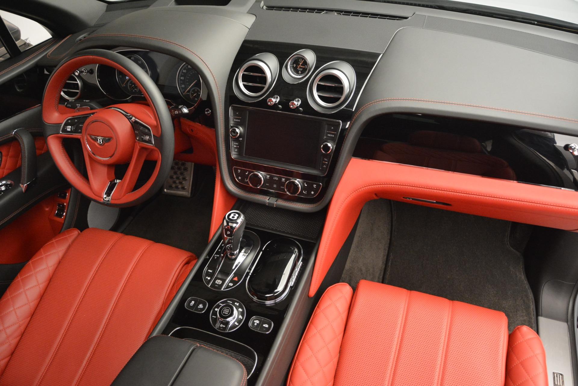 Used 2017 Bentley Bentayga W12 For Sale In Westport, CT 2641_p31