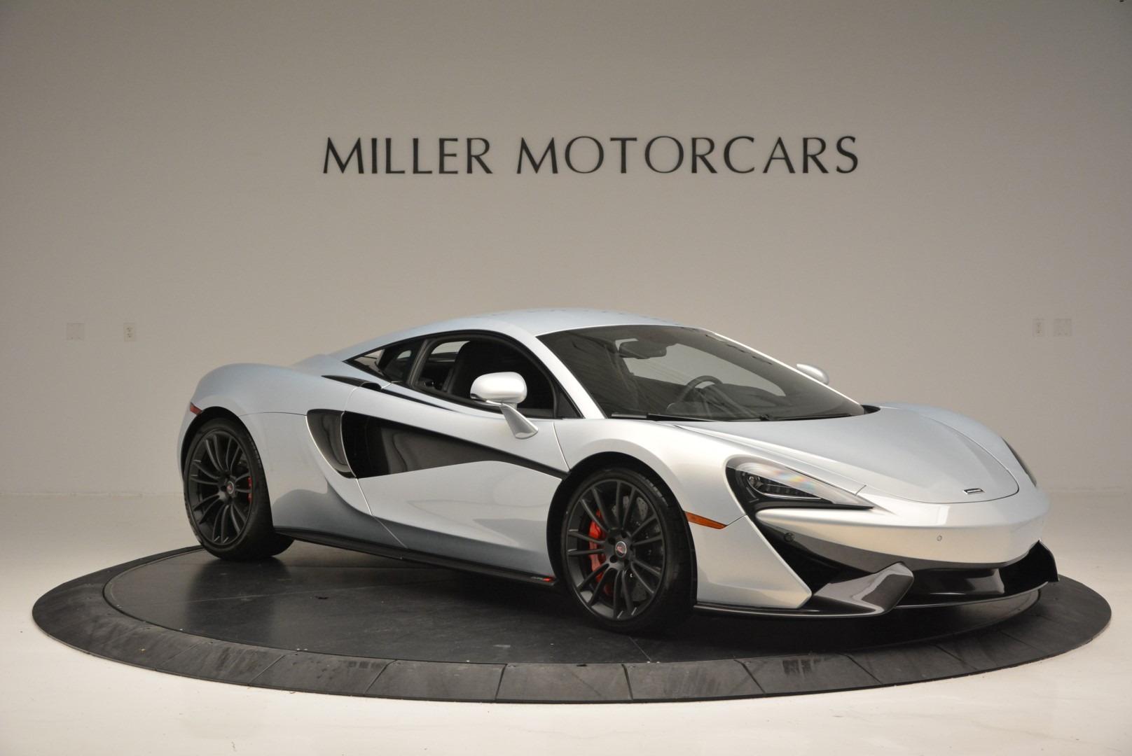 Used 2017 McLaren 570S Coupe For Sale In Westport, CT 2642_p10