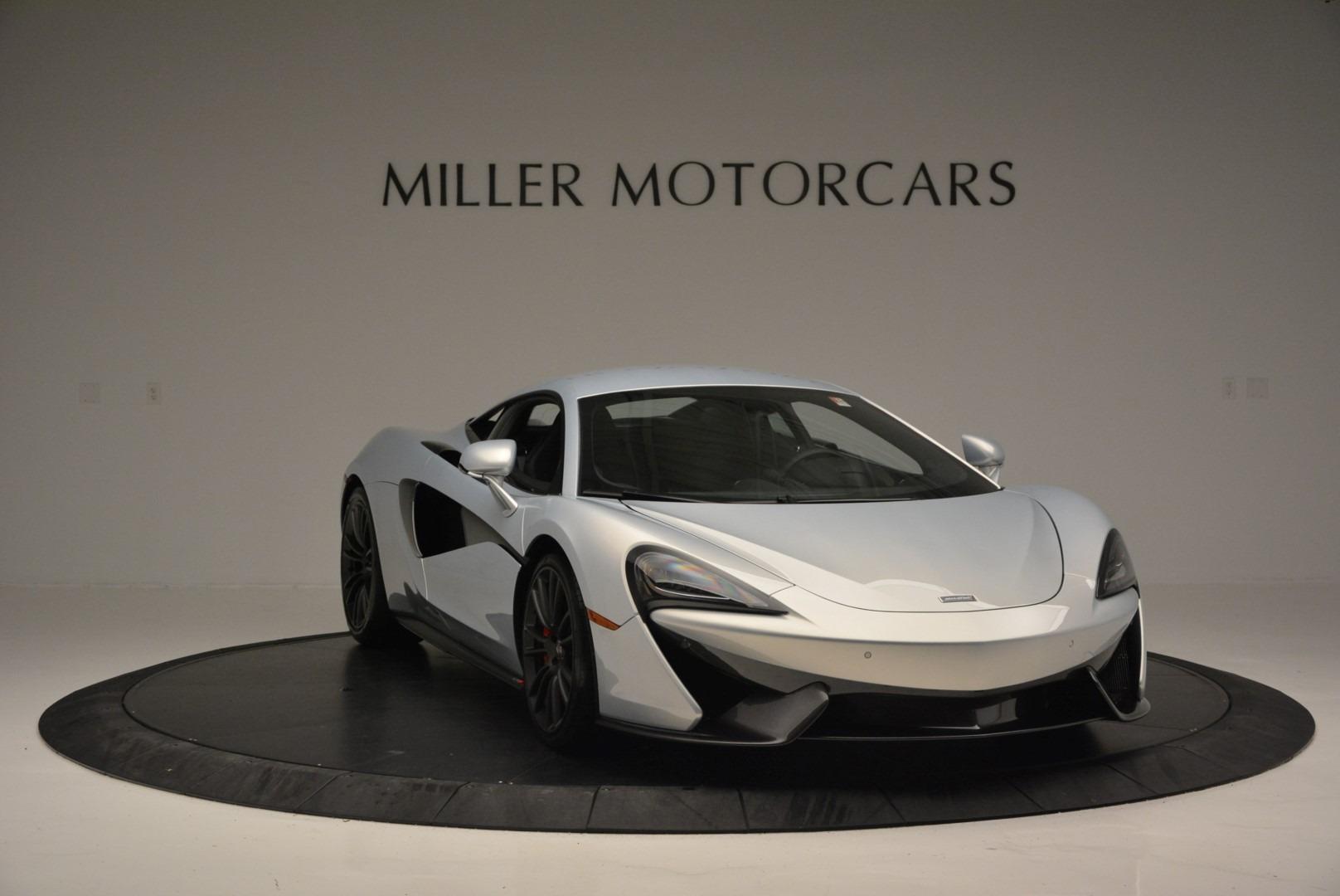 Used 2017 McLaren 570S Coupe For Sale In Westport, CT 2642_p11