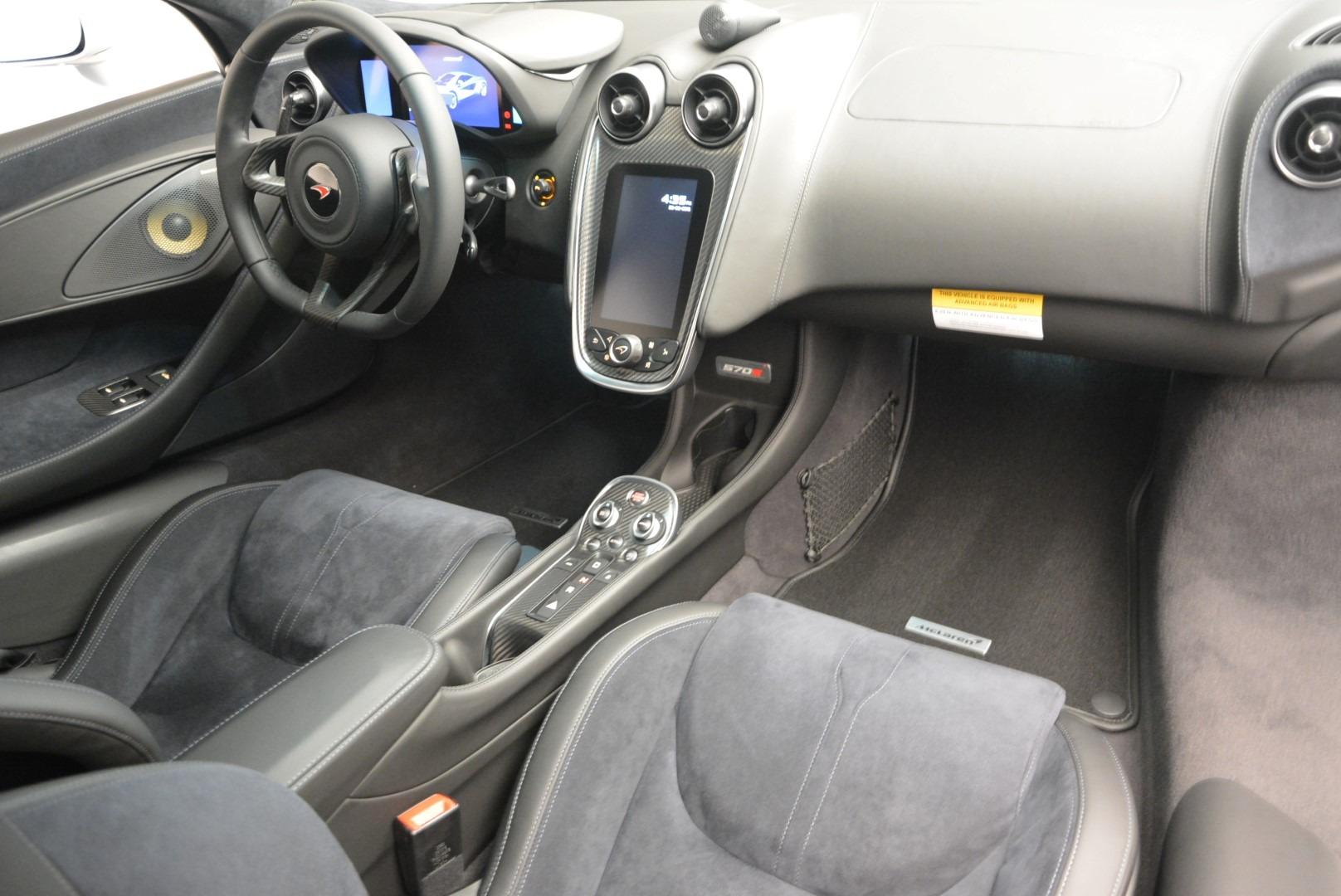 Used 2017 McLaren 570S Coupe For Sale In Westport, CT 2642_p18