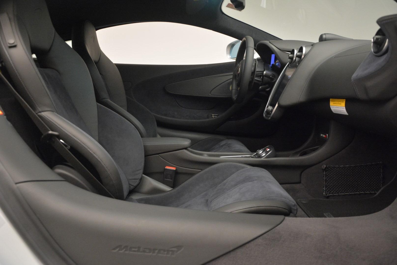 Used 2017 McLaren 570S Coupe For Sale In Westport, CT 2642_p19
