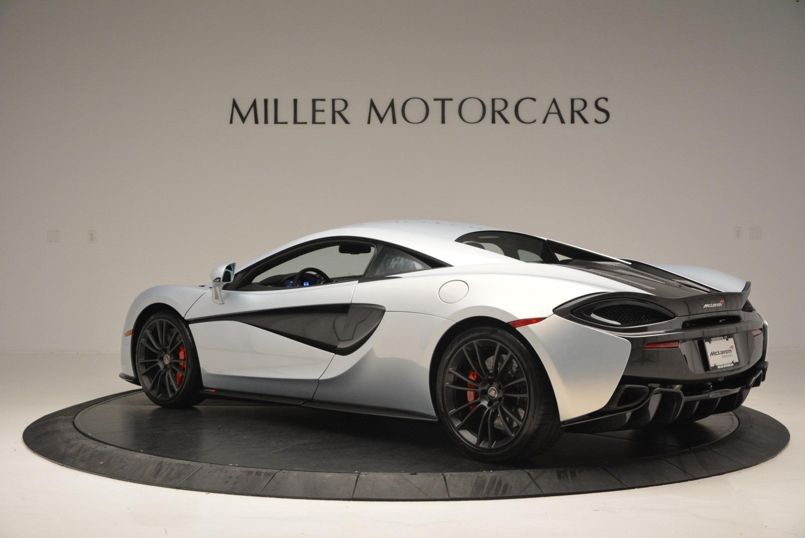 Used 2017 McLaren 570S Coupe For Sale In Westport, CT 2642_p4