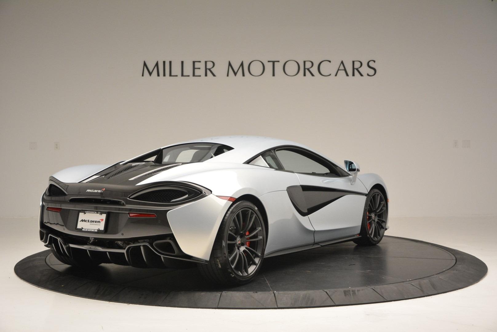 Used 2017 McLaren 570S Coupe For Sale In Westport, CT 2642_p7
