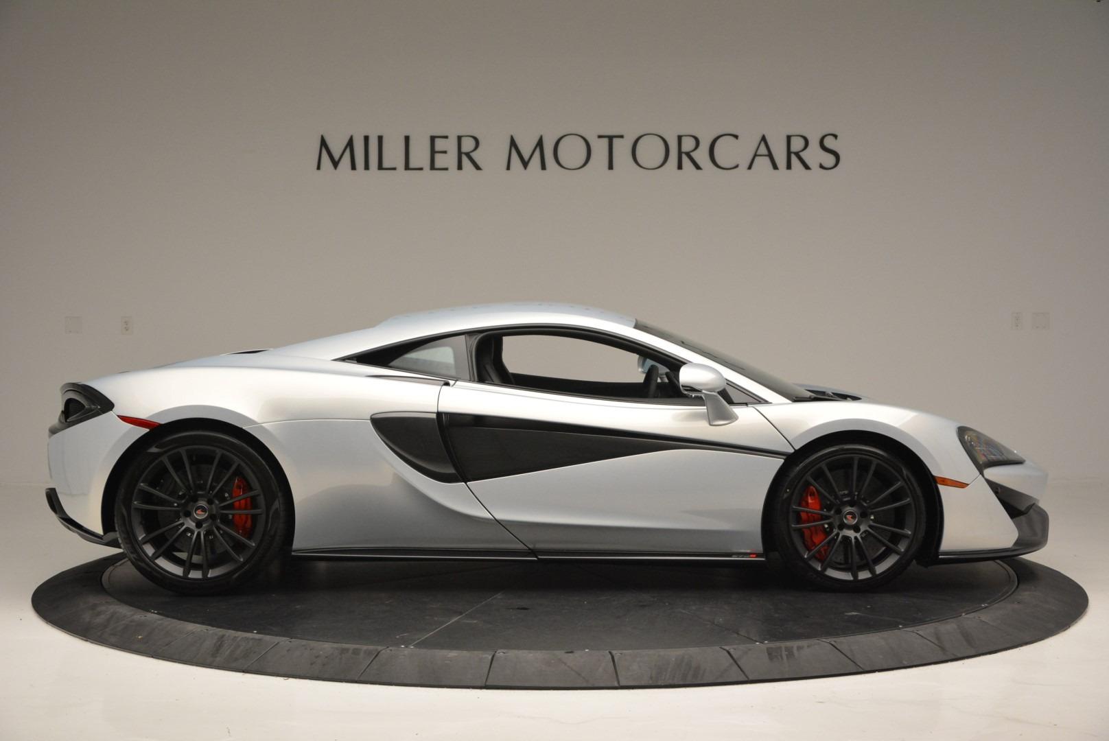 Used 2017 McLaren 570S Coupe For Sale In Westport, CT 2642_p9