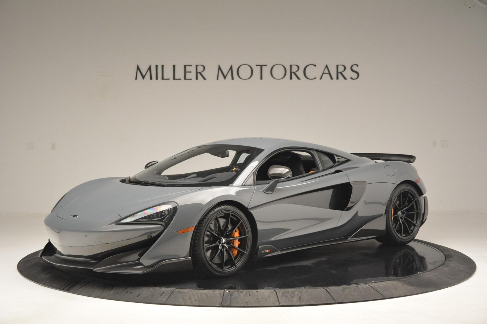 New 2019 McLaren 600LT  For Sale In Westport, CT 2643_main
