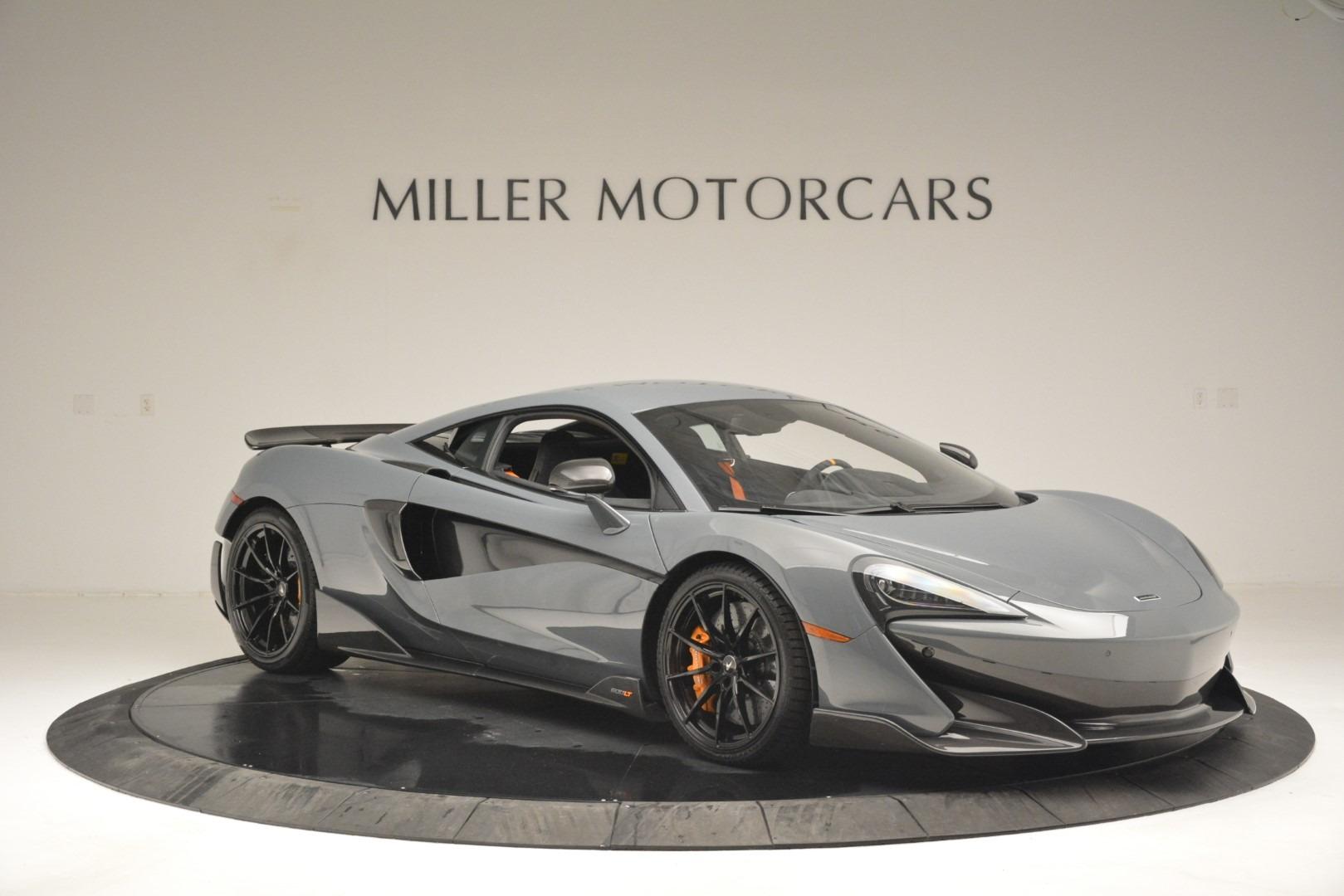 New 2019 McLaren 600LT  For Sale In Westport, CT 2643_p10