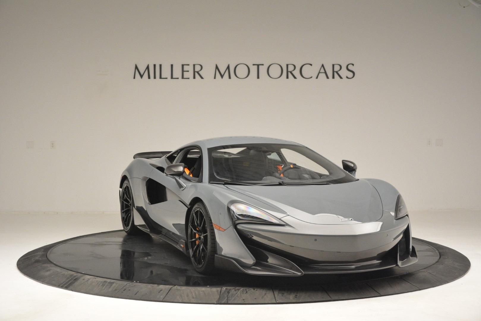 New 2019 McLaren 600LT  For Sale In Westport, CT 2643_p11