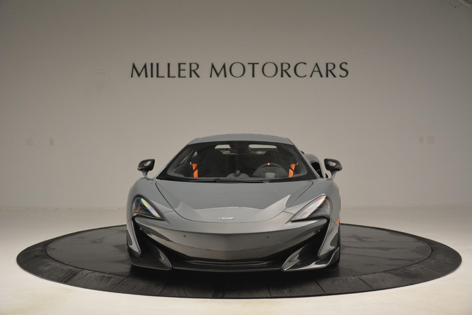 New 2019 McLaren 600LT  For Sale In Westport, CT 2643_p12