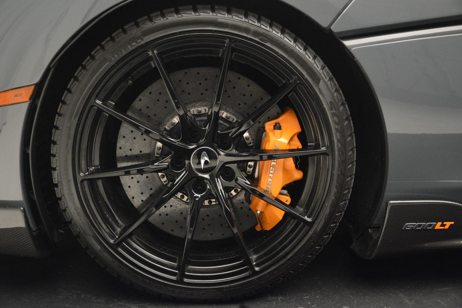New 2019 McLaren 600LT  For Sale In Westport, CT 2643_p16