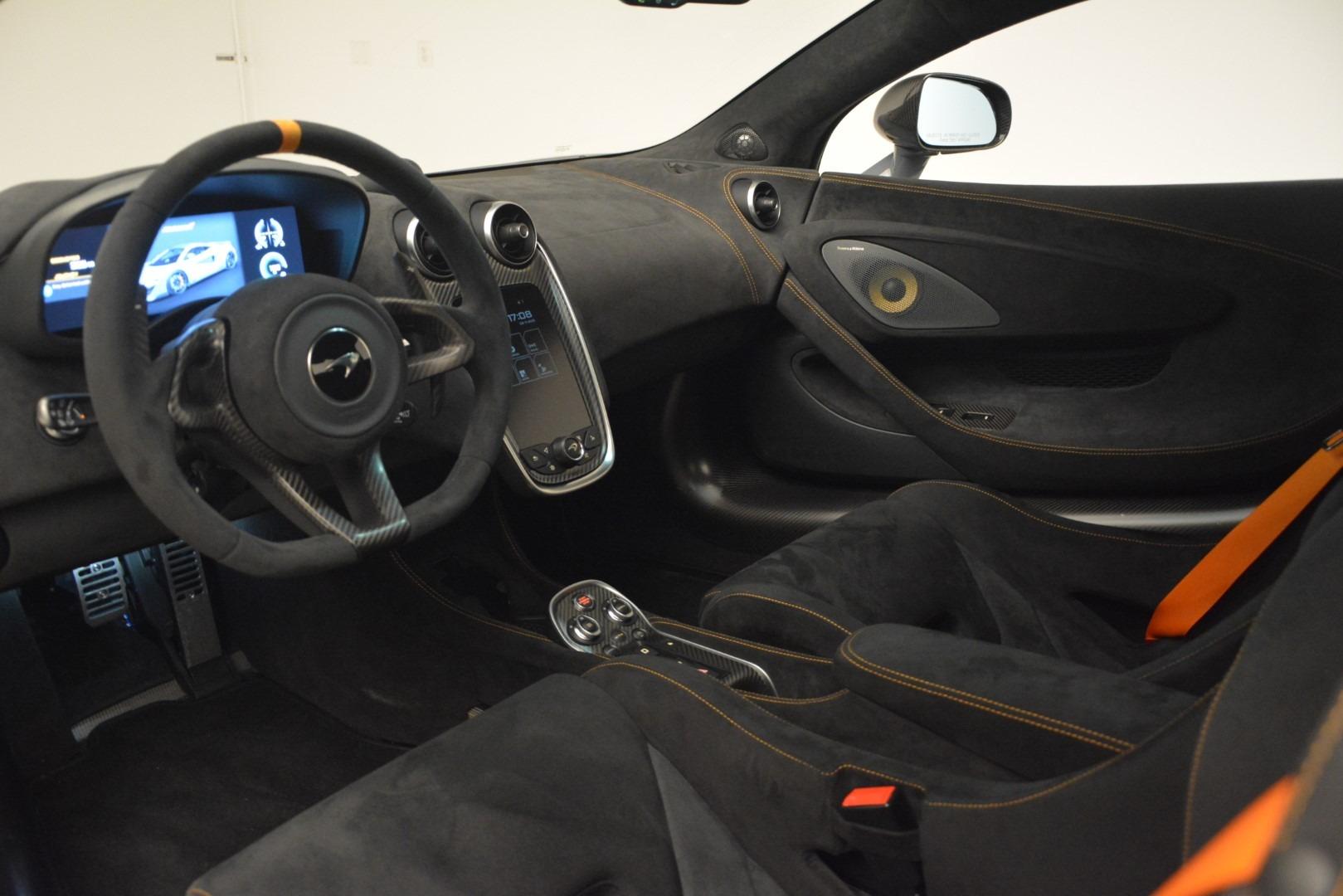 New 2019 McLaren 600LT  For Sale In Westport, CT 2643_p17