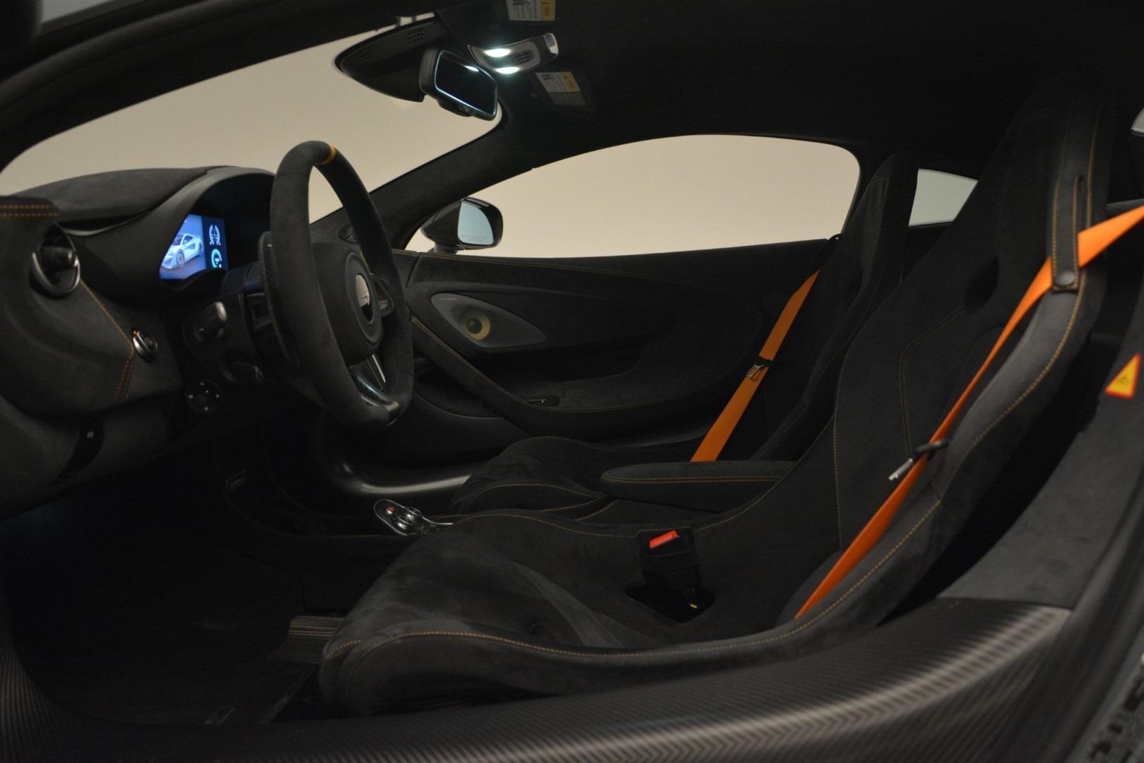 New 2019 McLaren 600LT  For Sale In Westport, CT 2643_p18